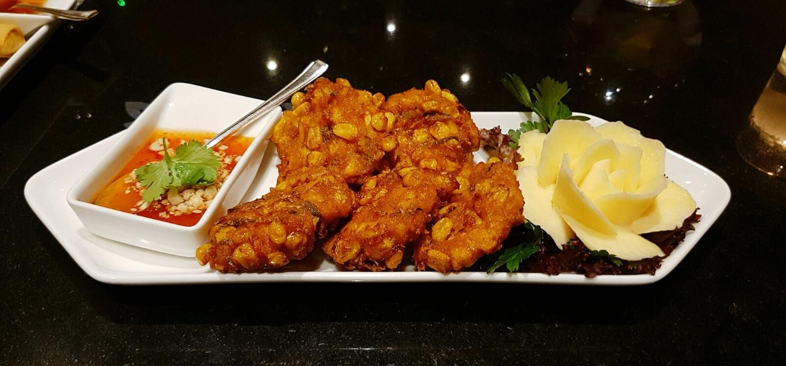 Fritters - Nipa Thai review
