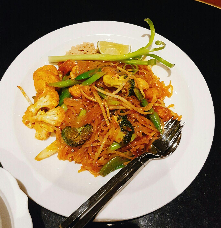 Dinner - Nipa Thai review