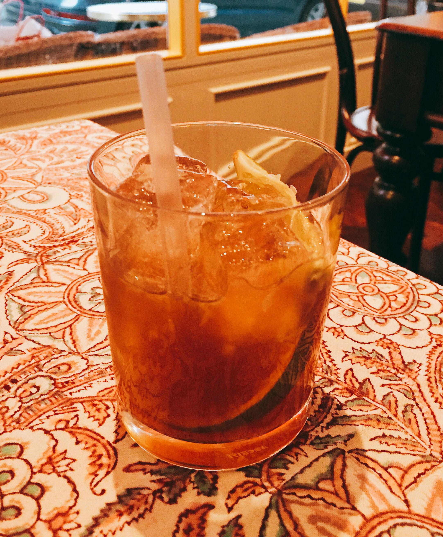 Cocktails - Jikoni London restaurant review