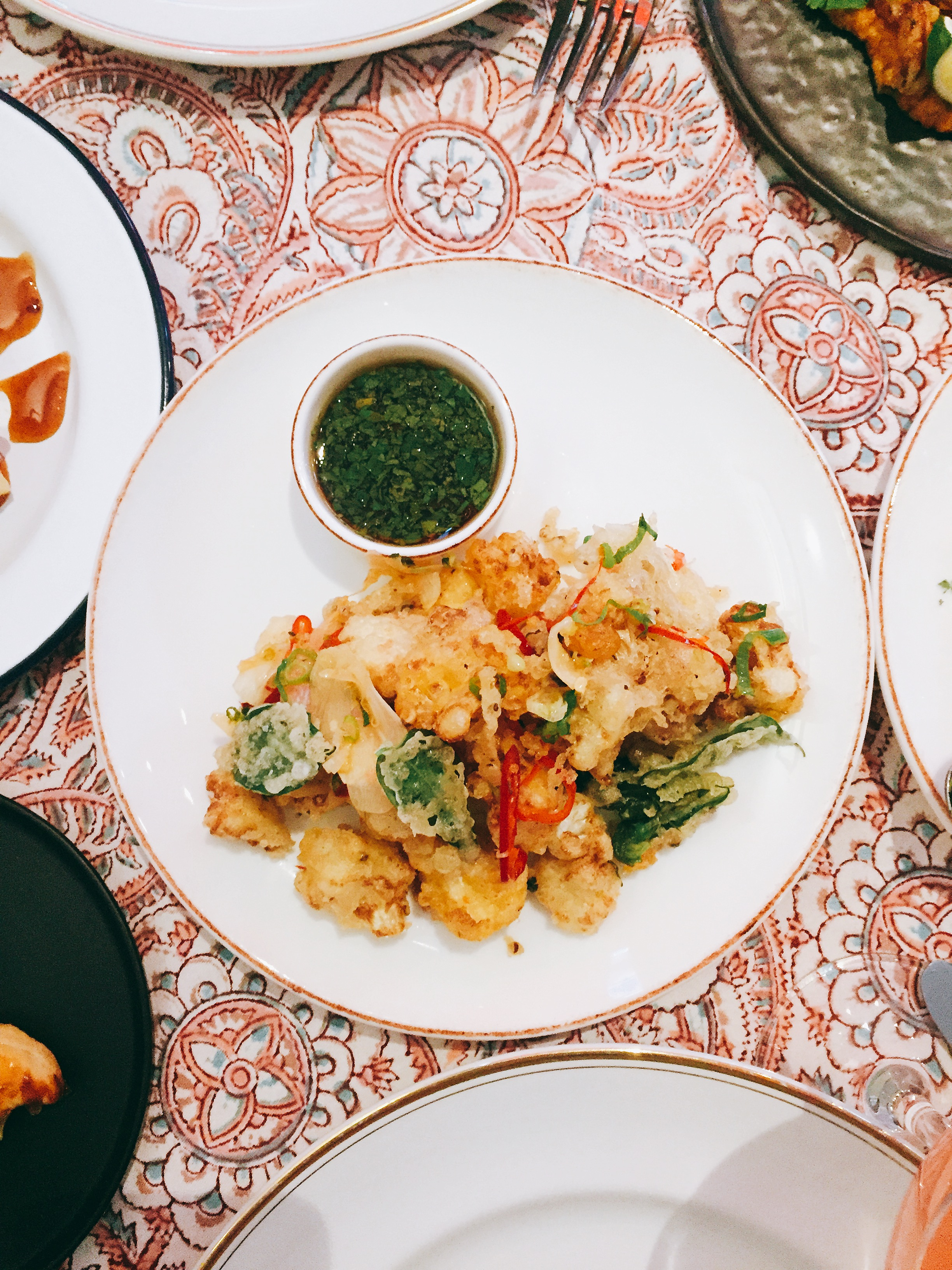 Bhel - Jikoni London restaurant review