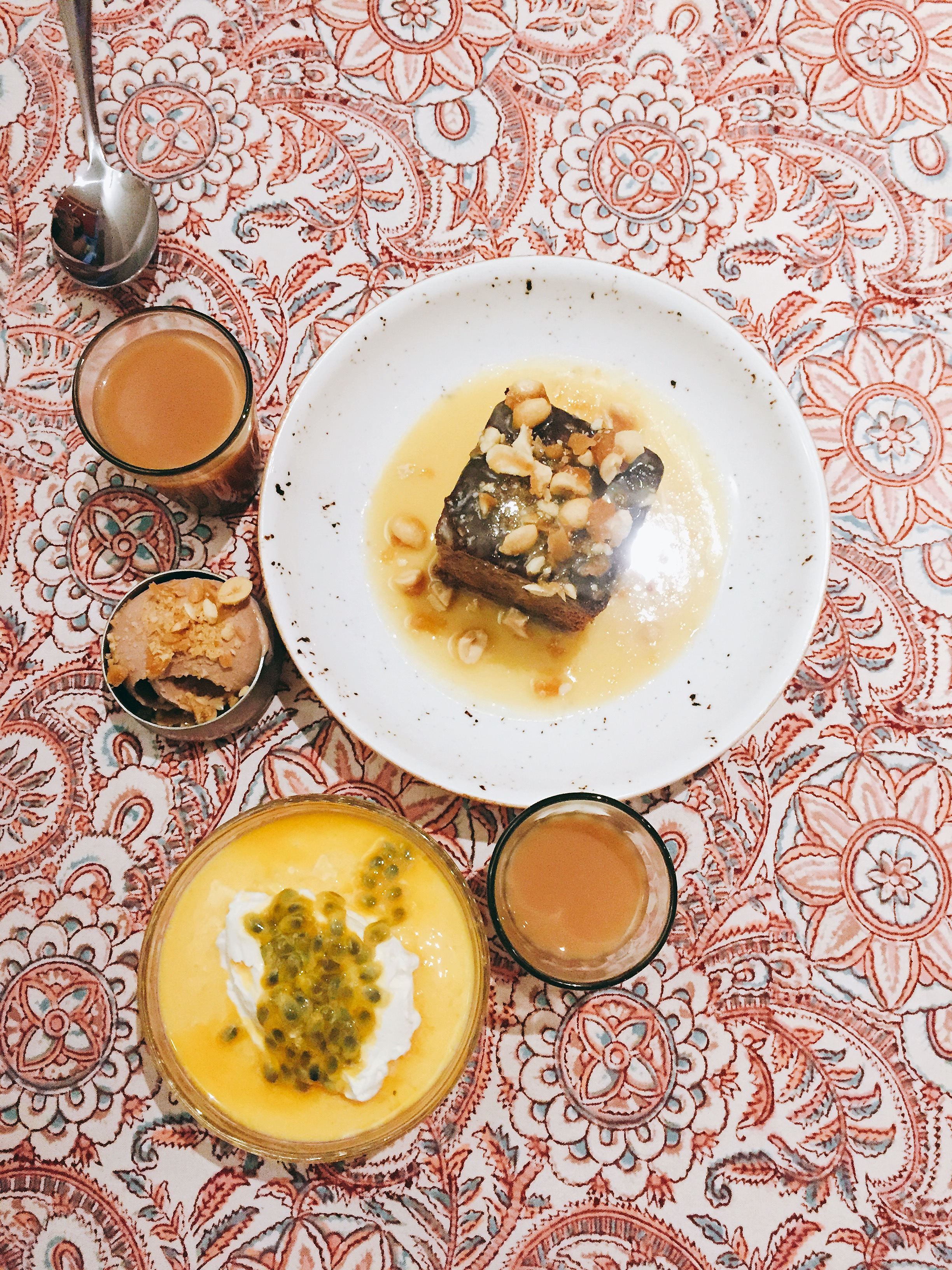 Dessert - Jikoni London restaurant review