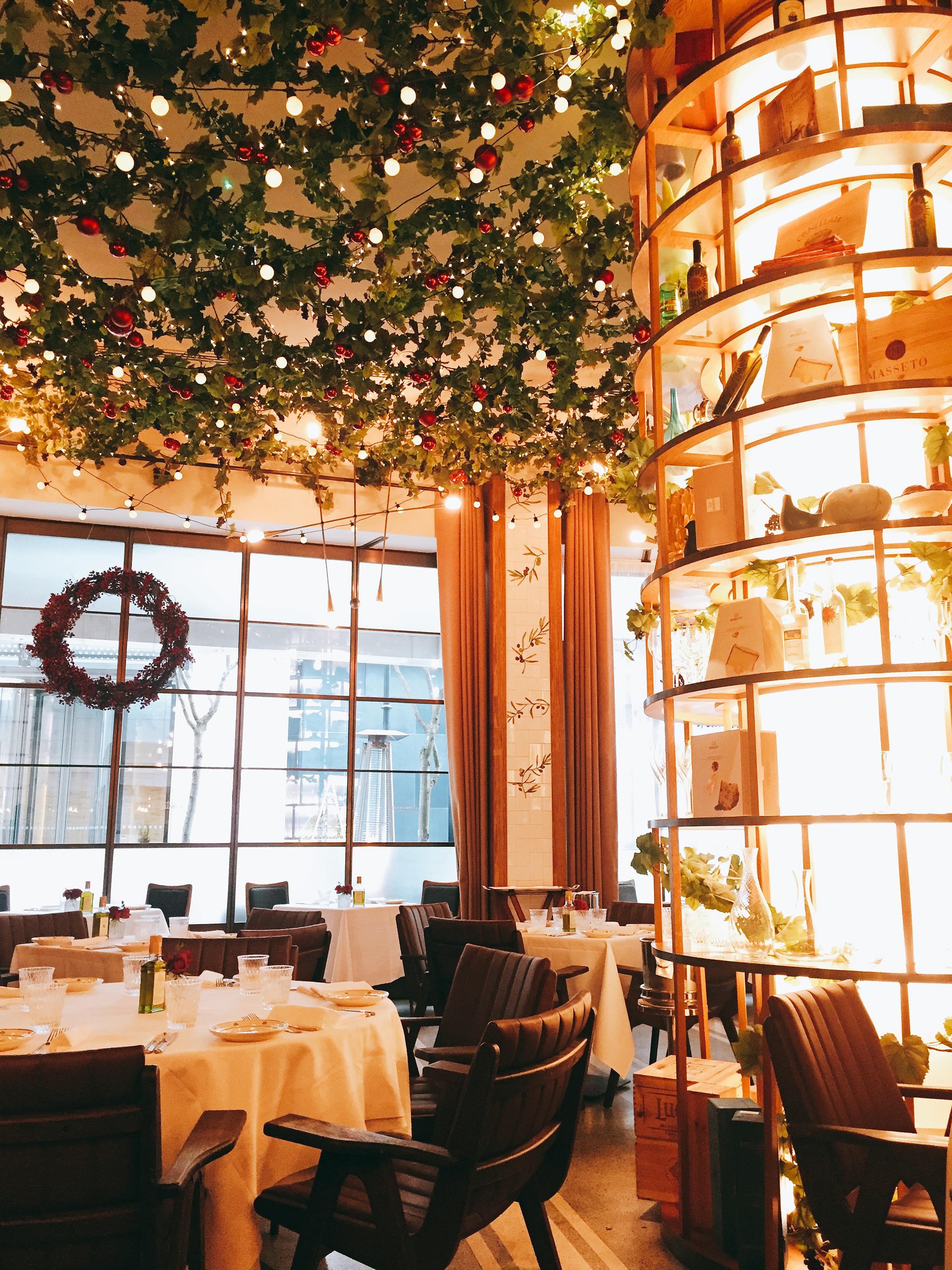 Frescobaldi restaurant review