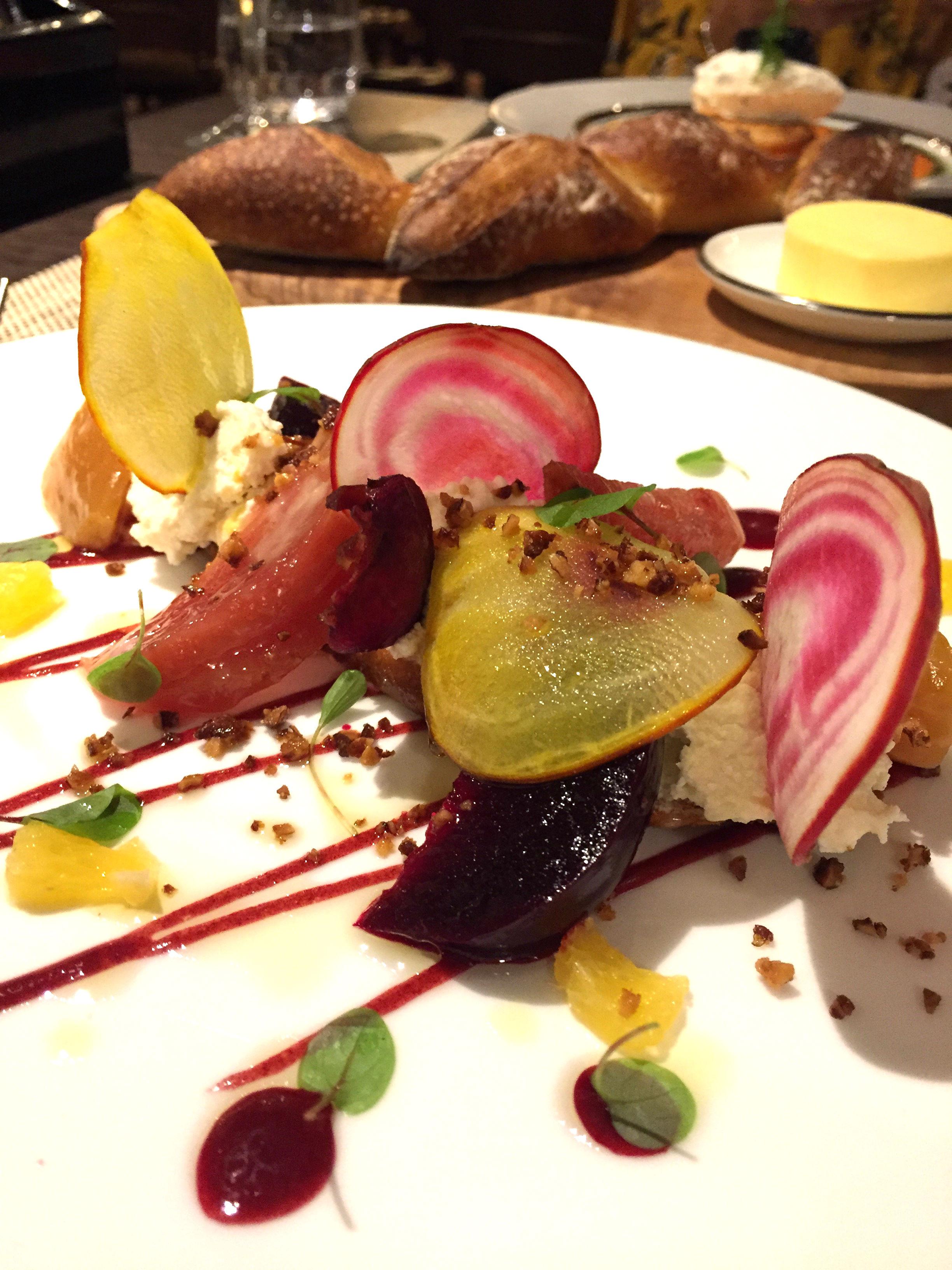 Salad at Galvin At The Athenaeum - Review