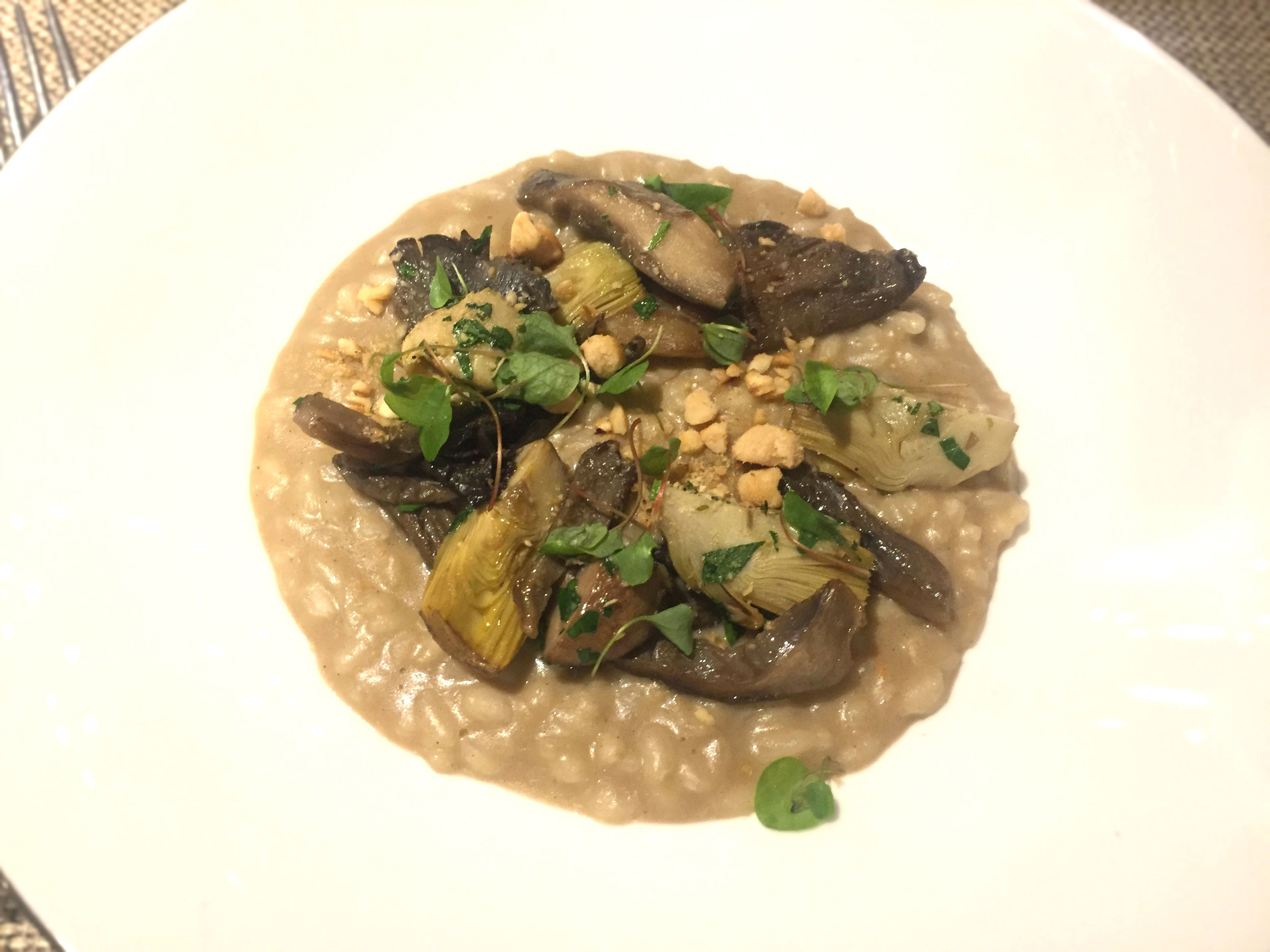 Risotto at Galvin At The Athenaeum - Review