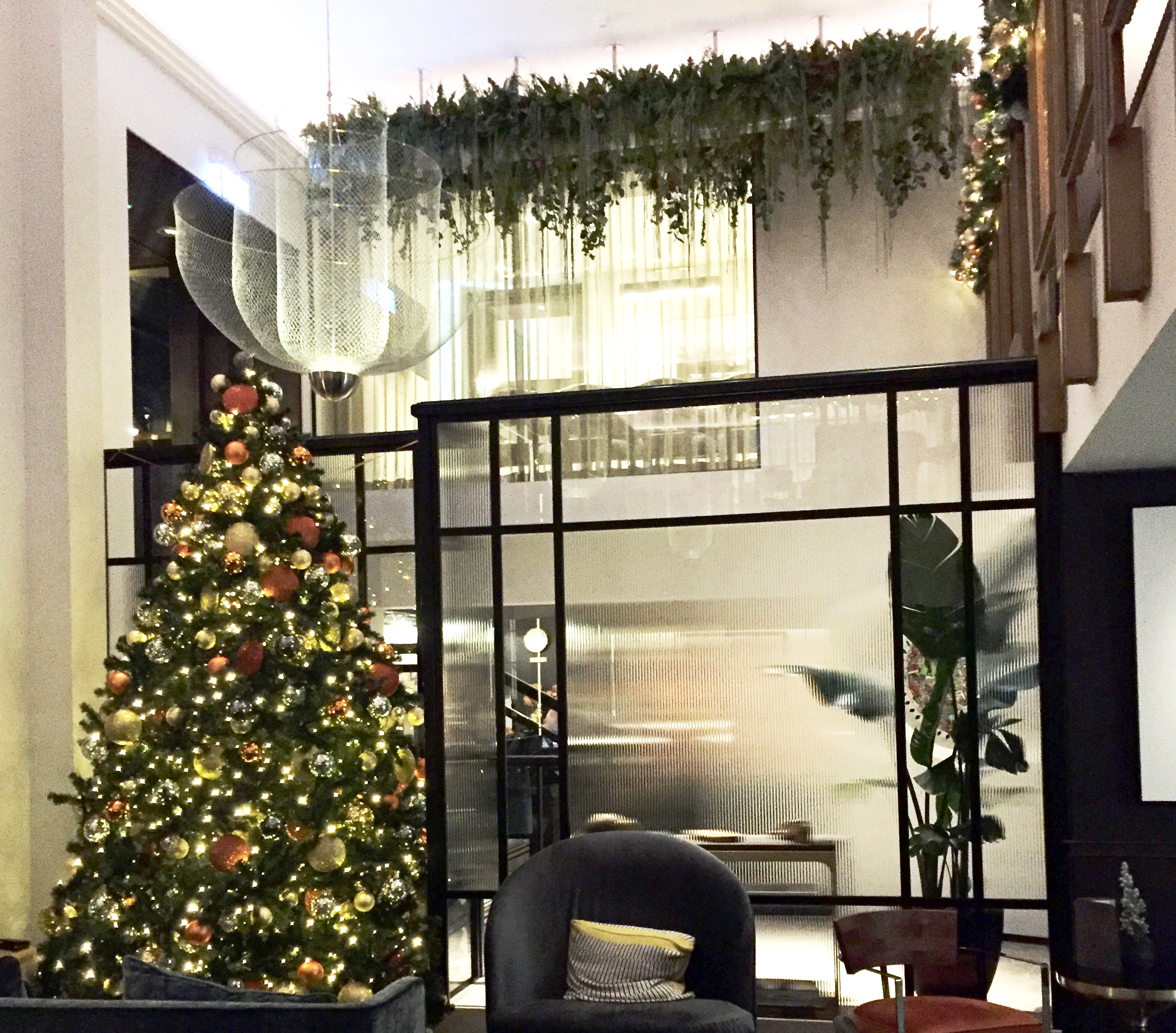 Christmas at Galvin At The Athenaeum - Review