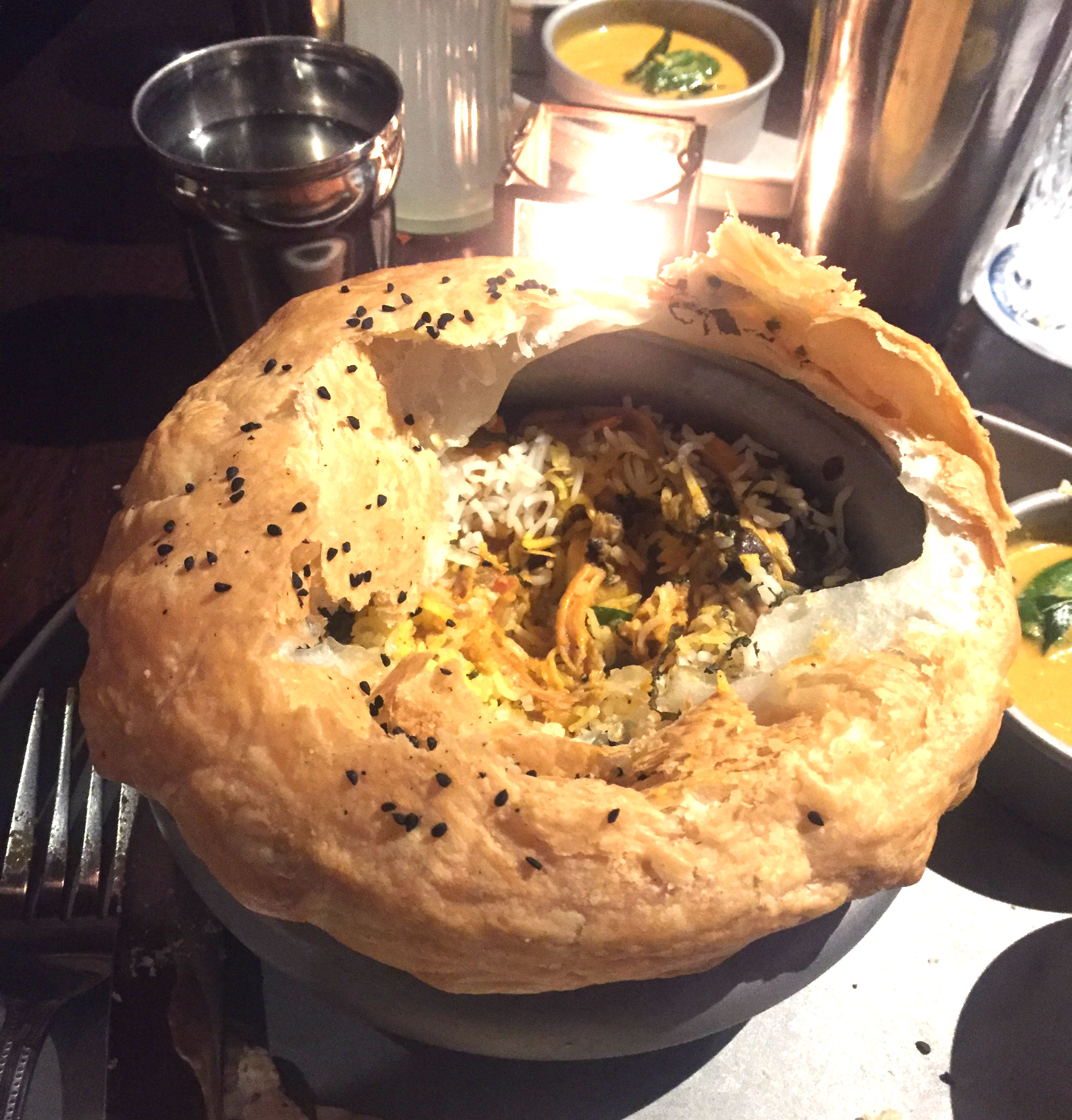 DUM Biriyani Soho London Restaurant review