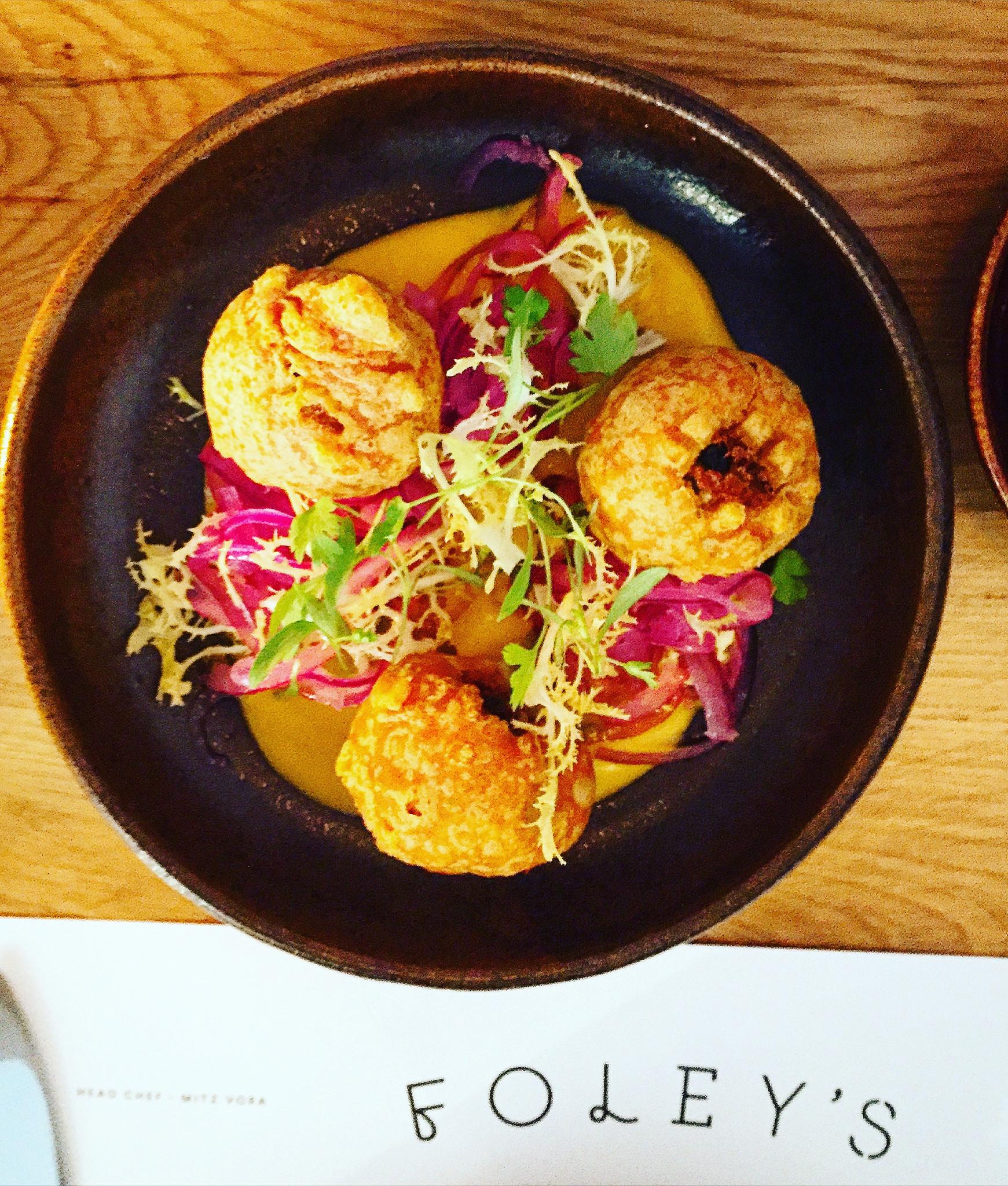 Foley's - Best new restaurants 2016