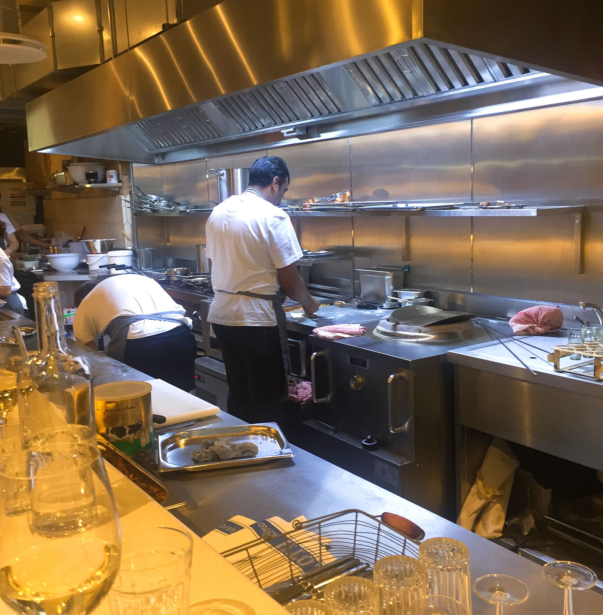 Kricket Soho restaurant