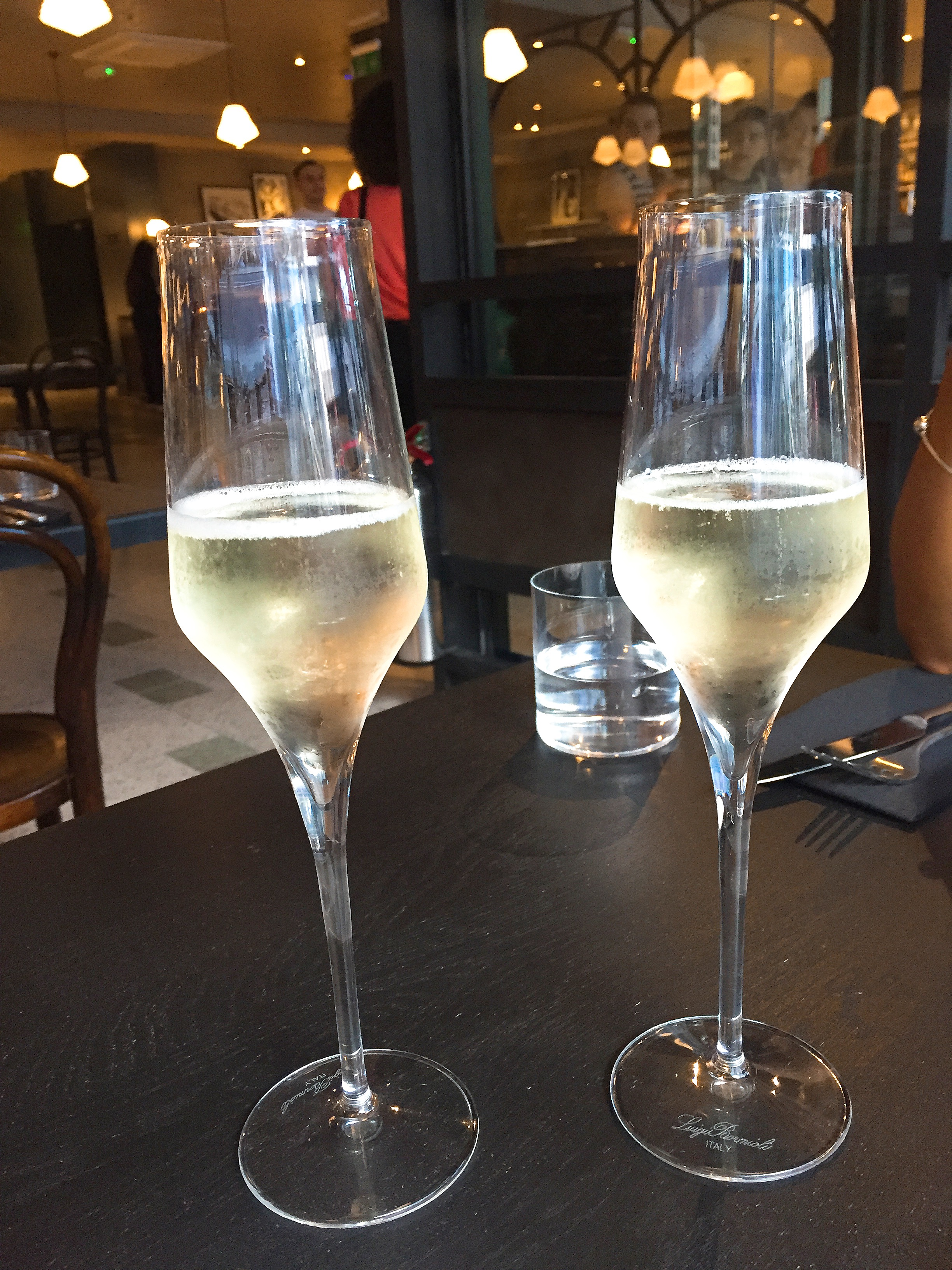 Prosecco - Yosma restaurant review London