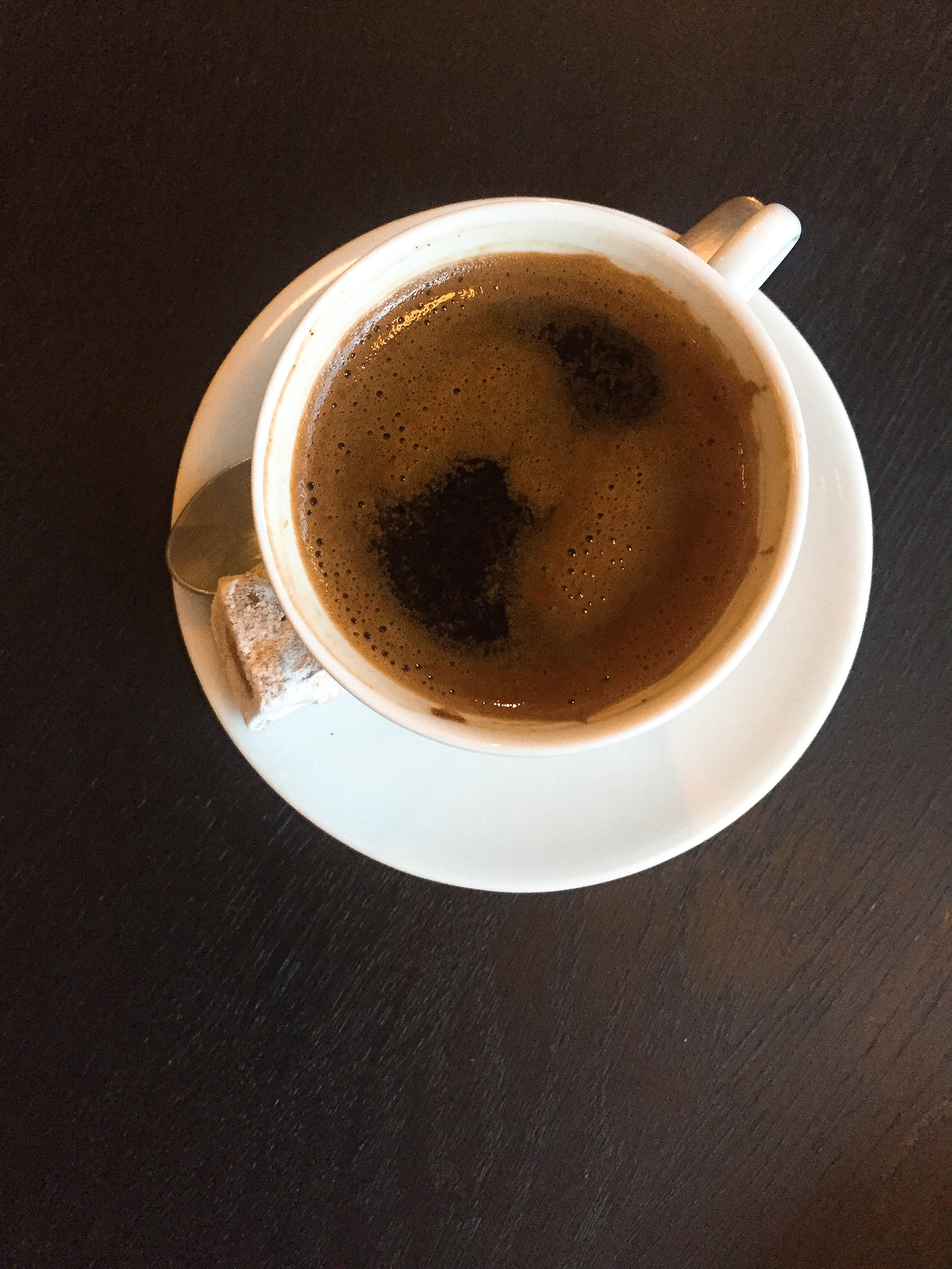 Turkish Coffee - Yosma restaurant review London