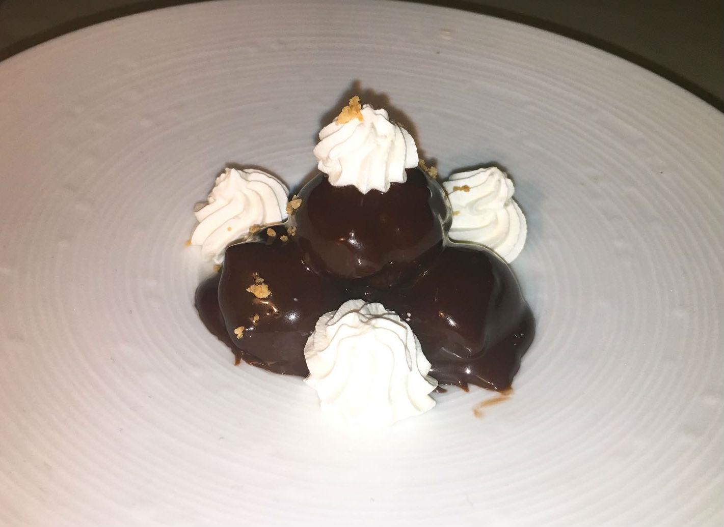 QP LDN dessert review
