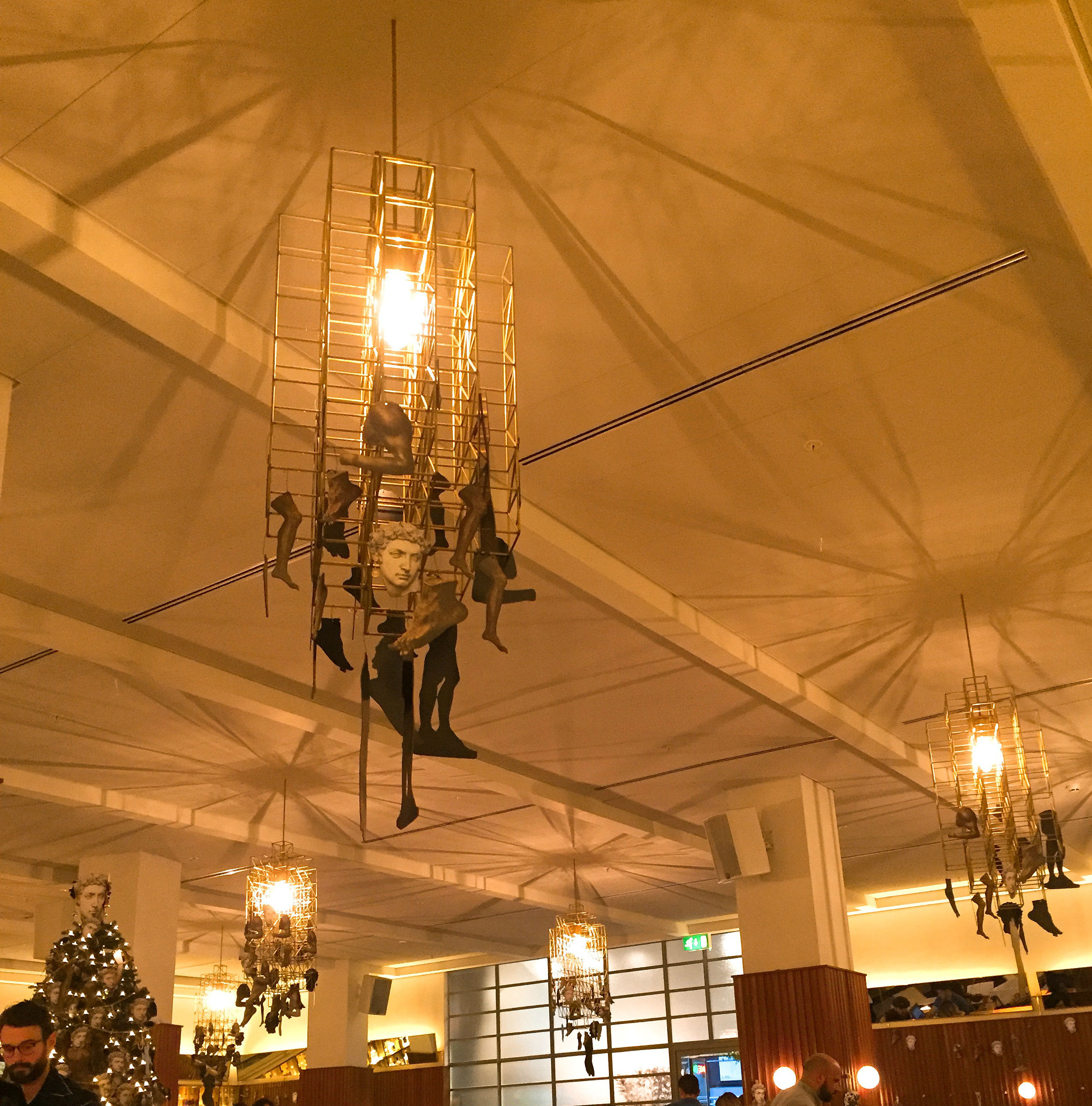 Hoi Polloi restaurant review