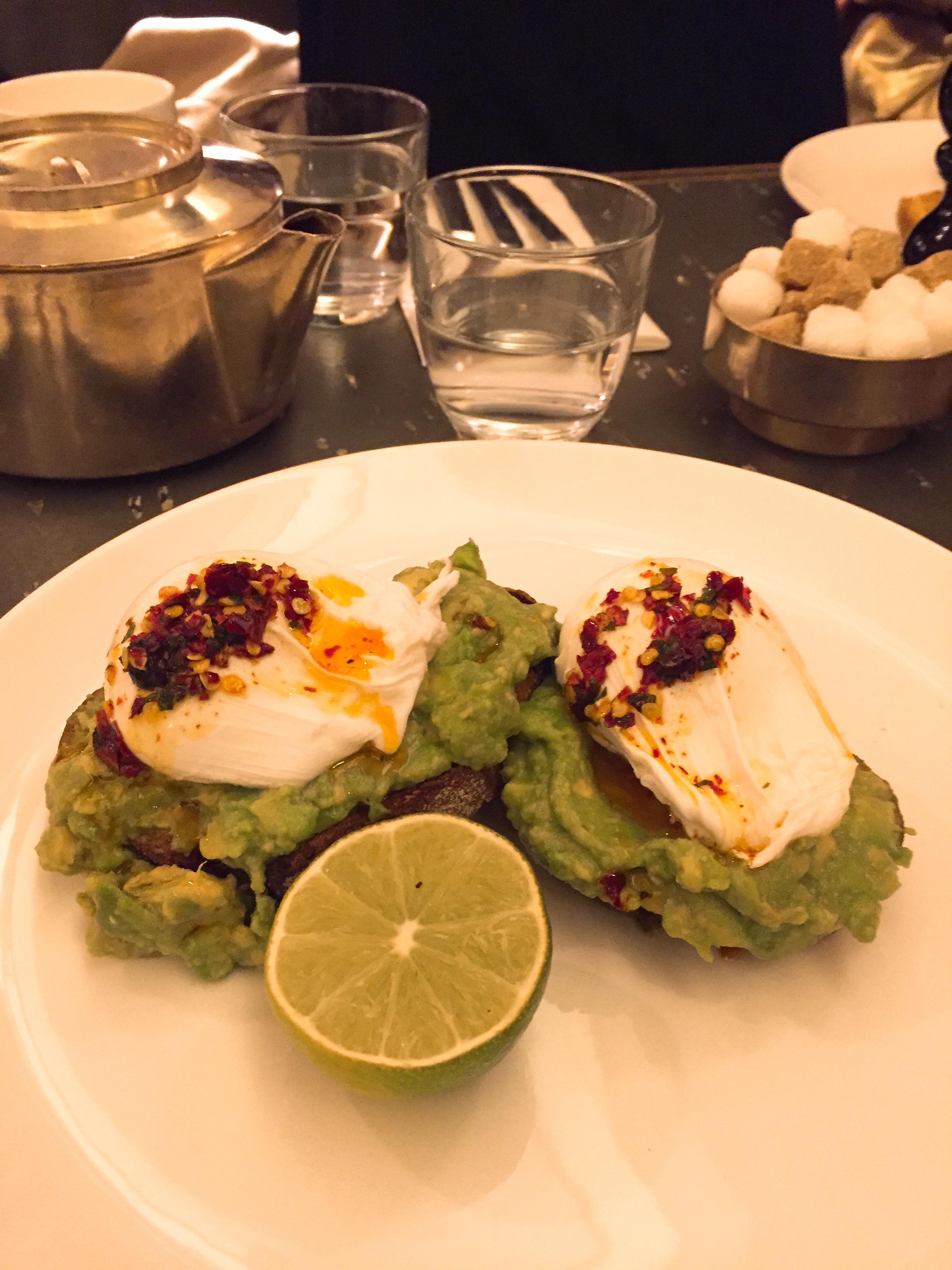 Brunch Hoi Polloi restaurant review