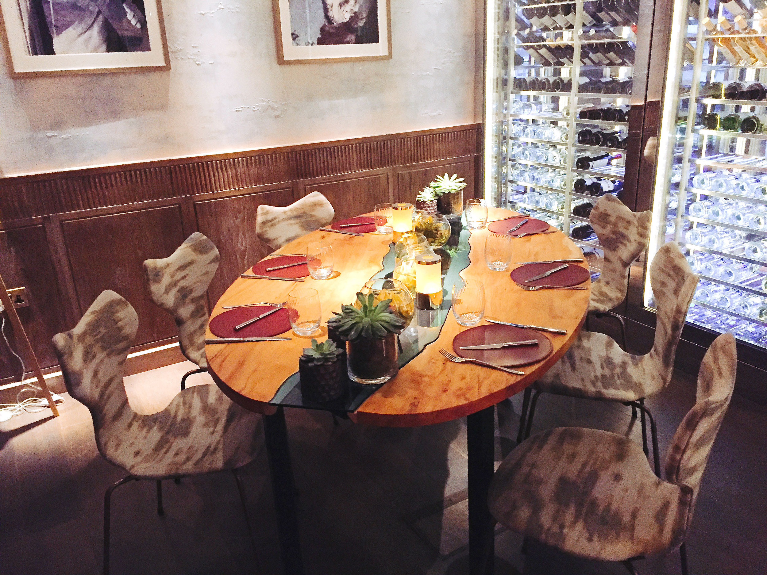 Aster Private Dining Room