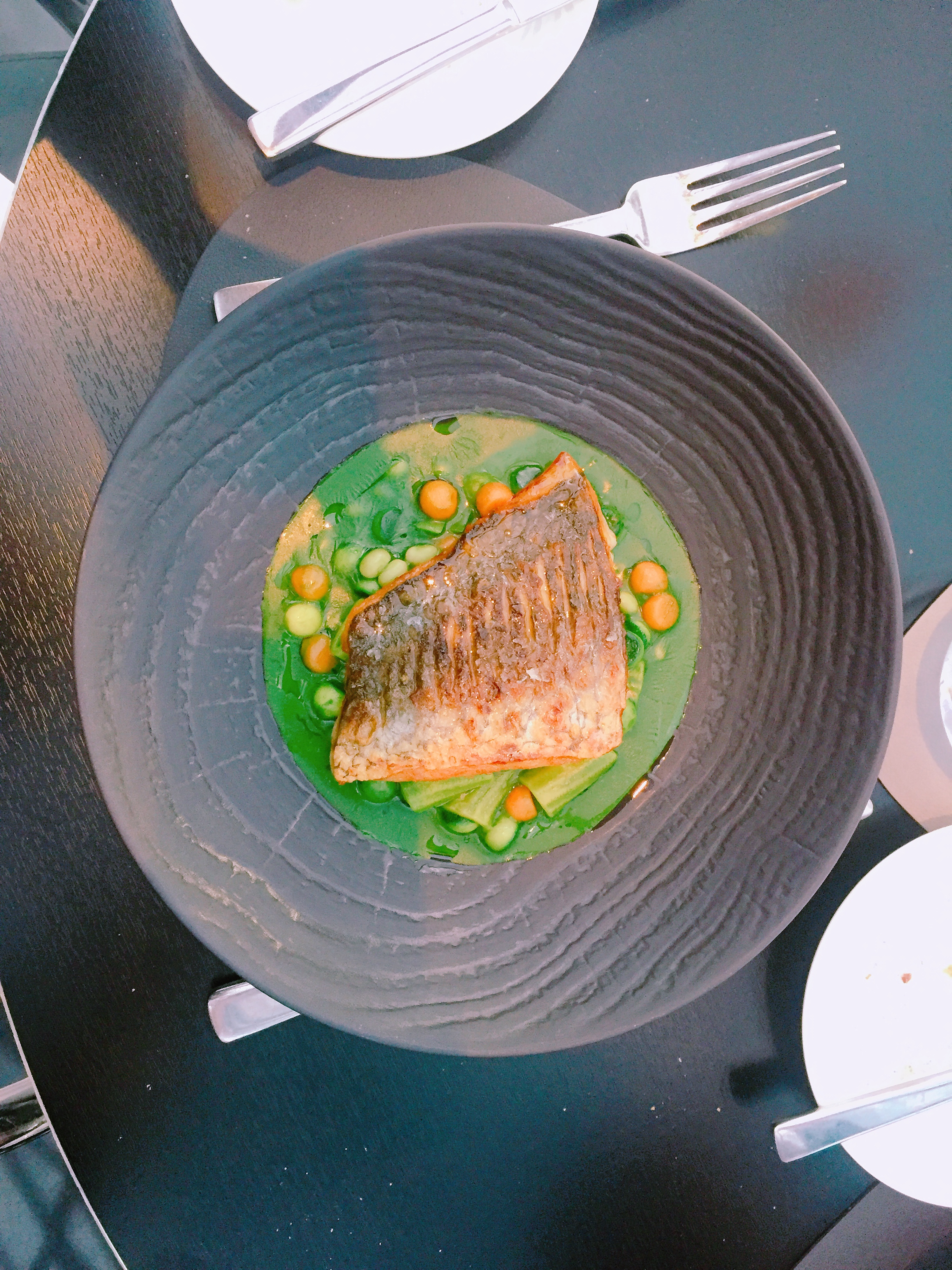 Searcys at the Gherkin dinner review