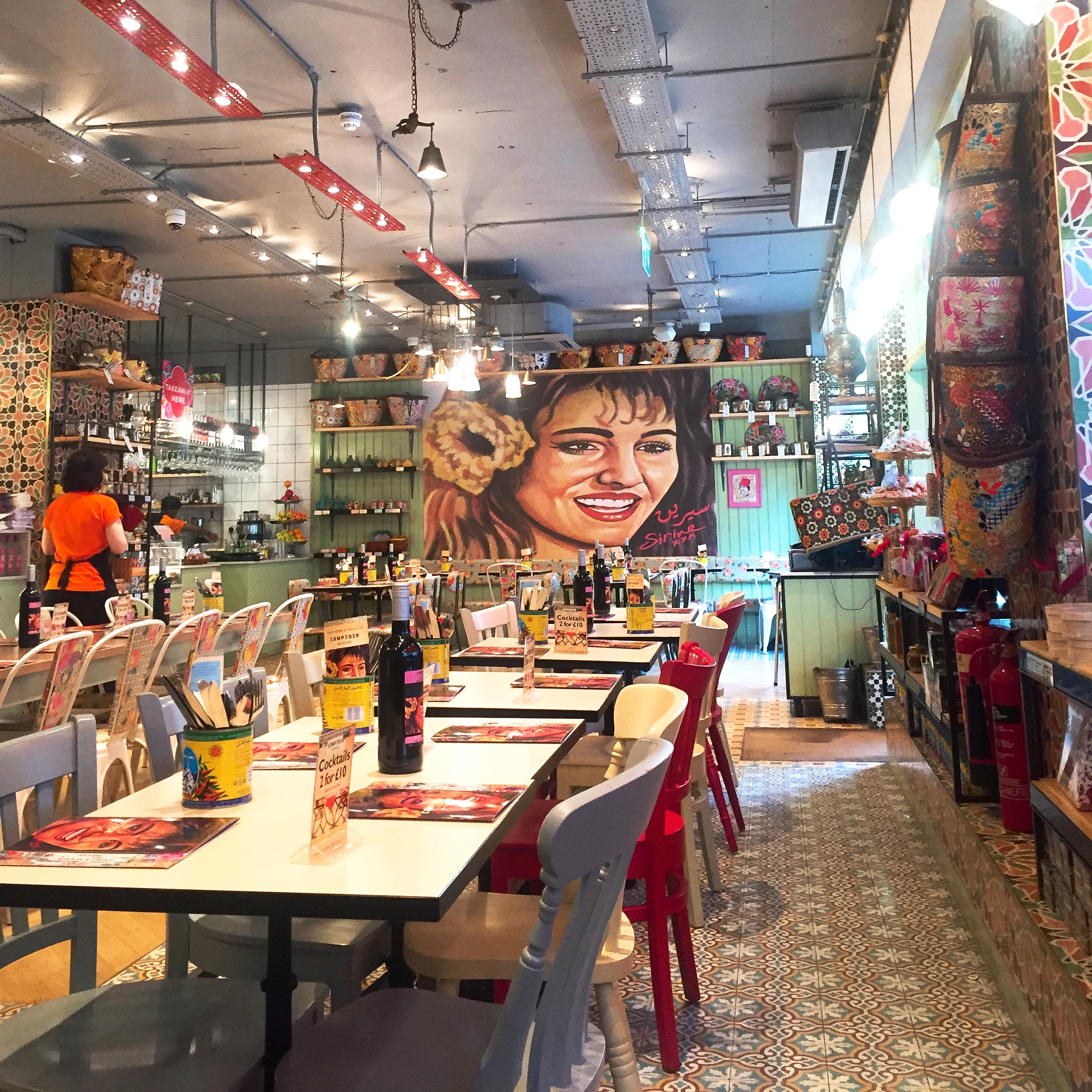 Comptois Libanais Soho London review