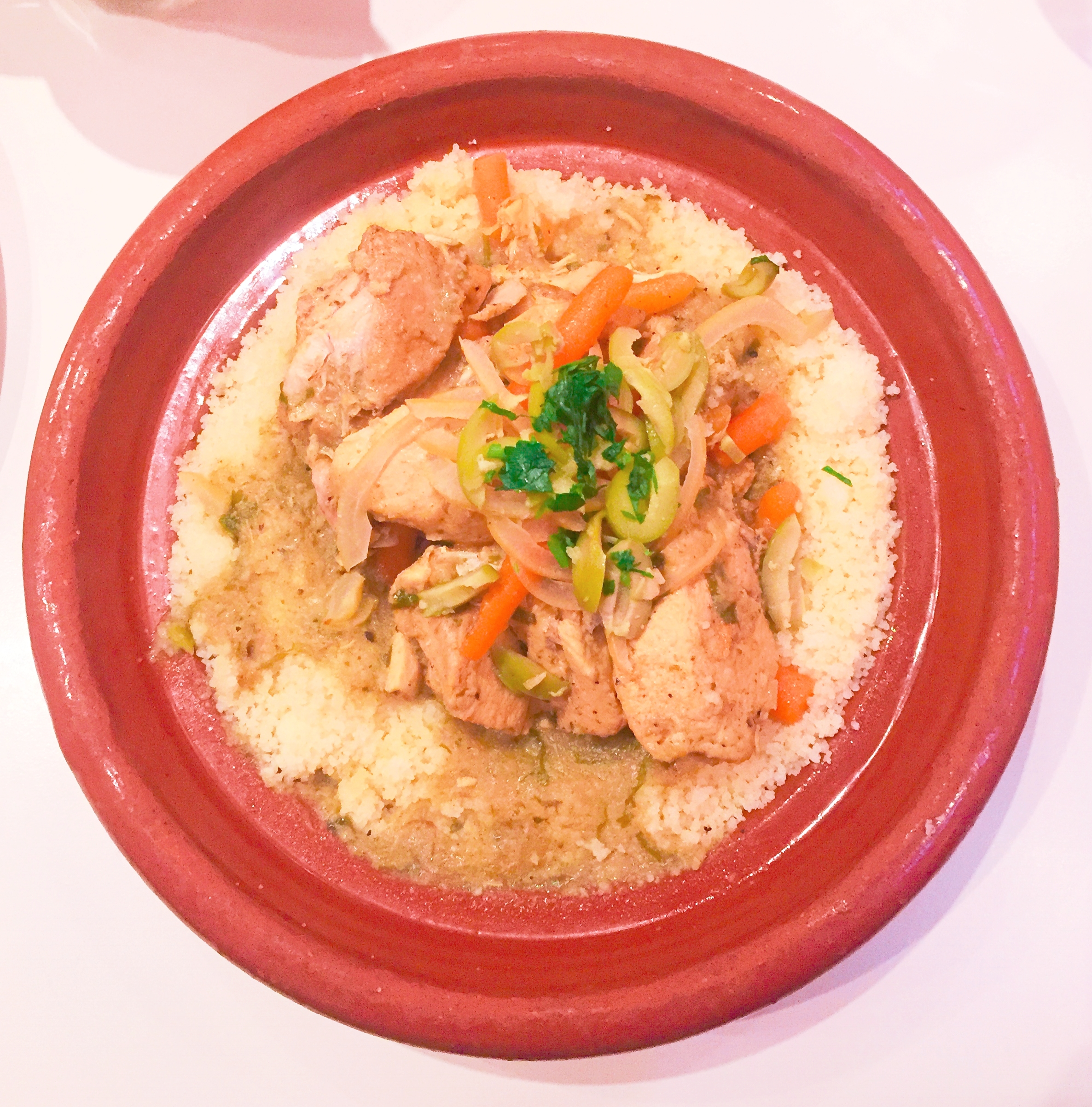 Tagine - Comptoir Libanais review