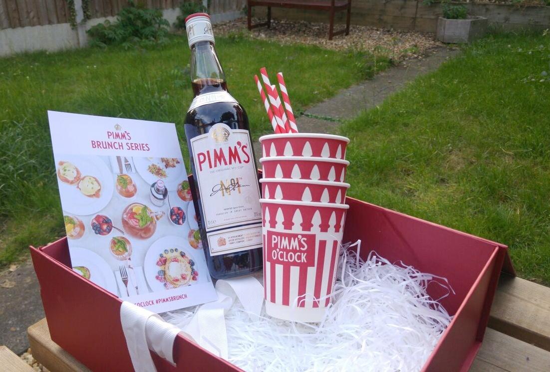 Pimms picnic summer