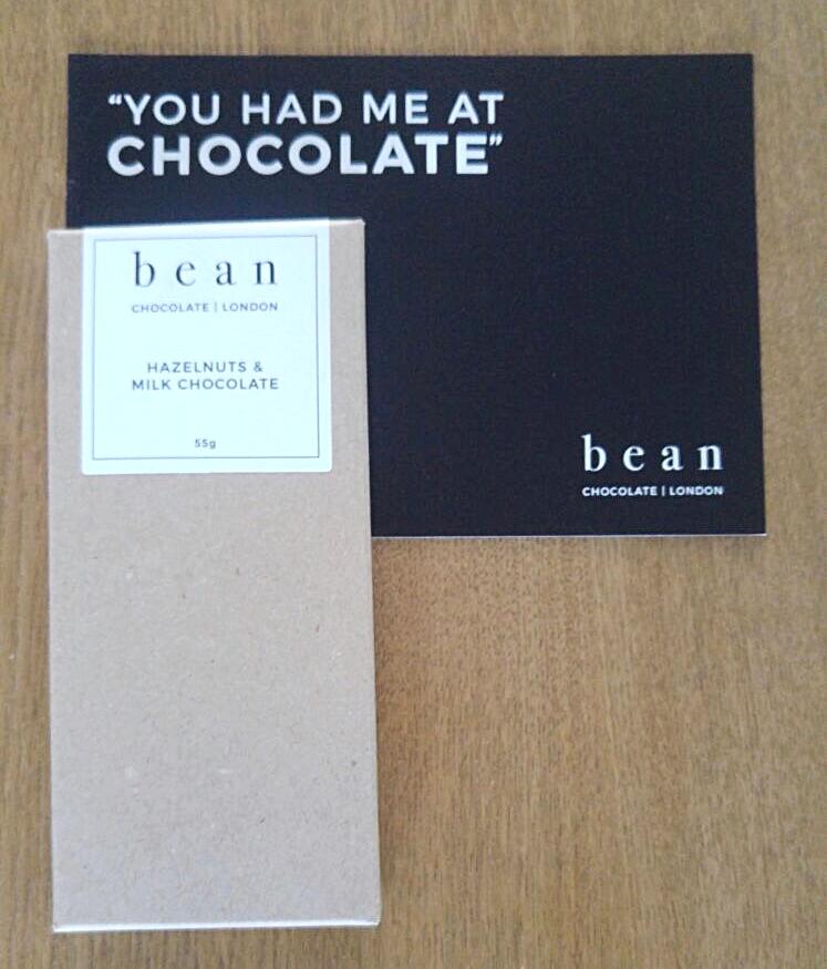 Bean chocolates