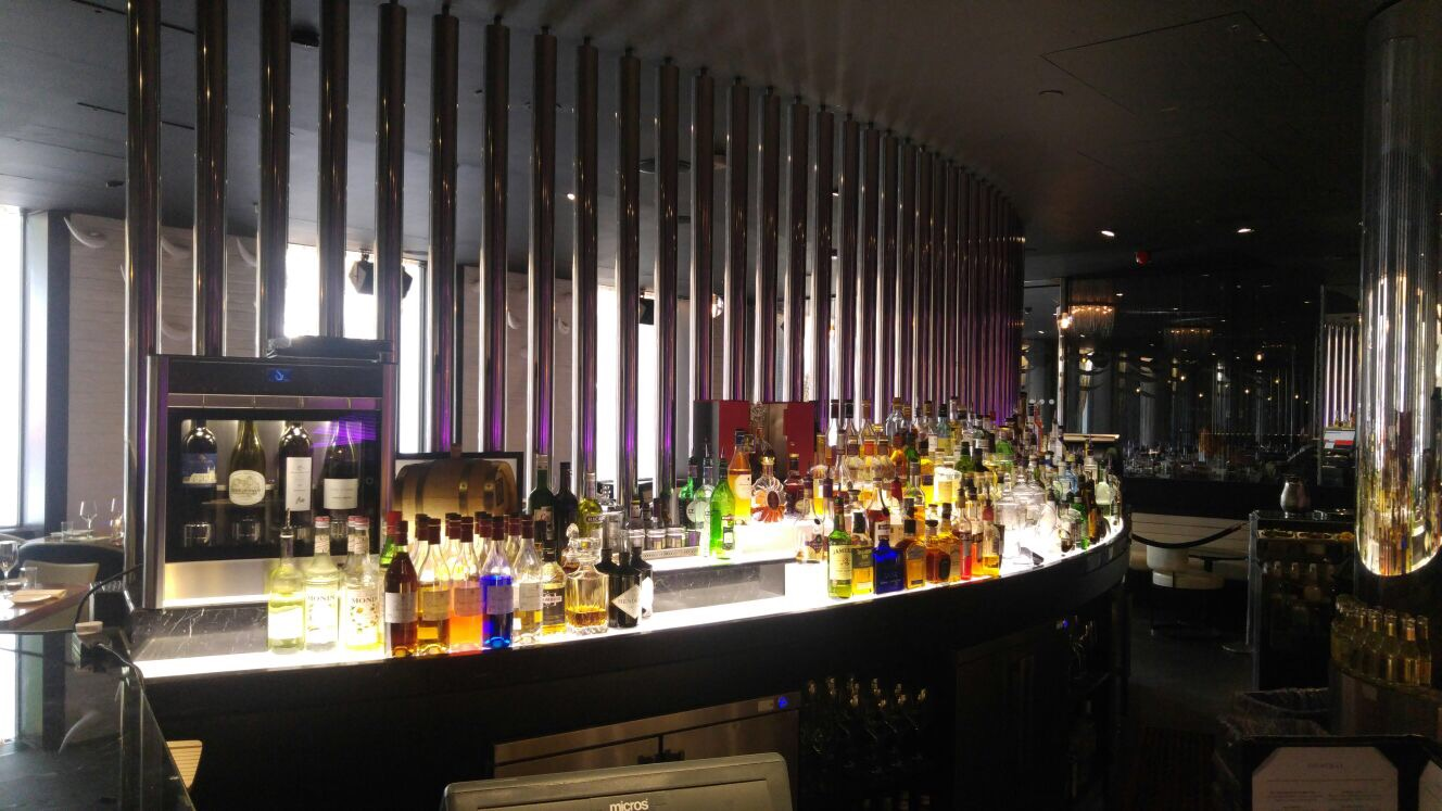 STK restaurant review bar london