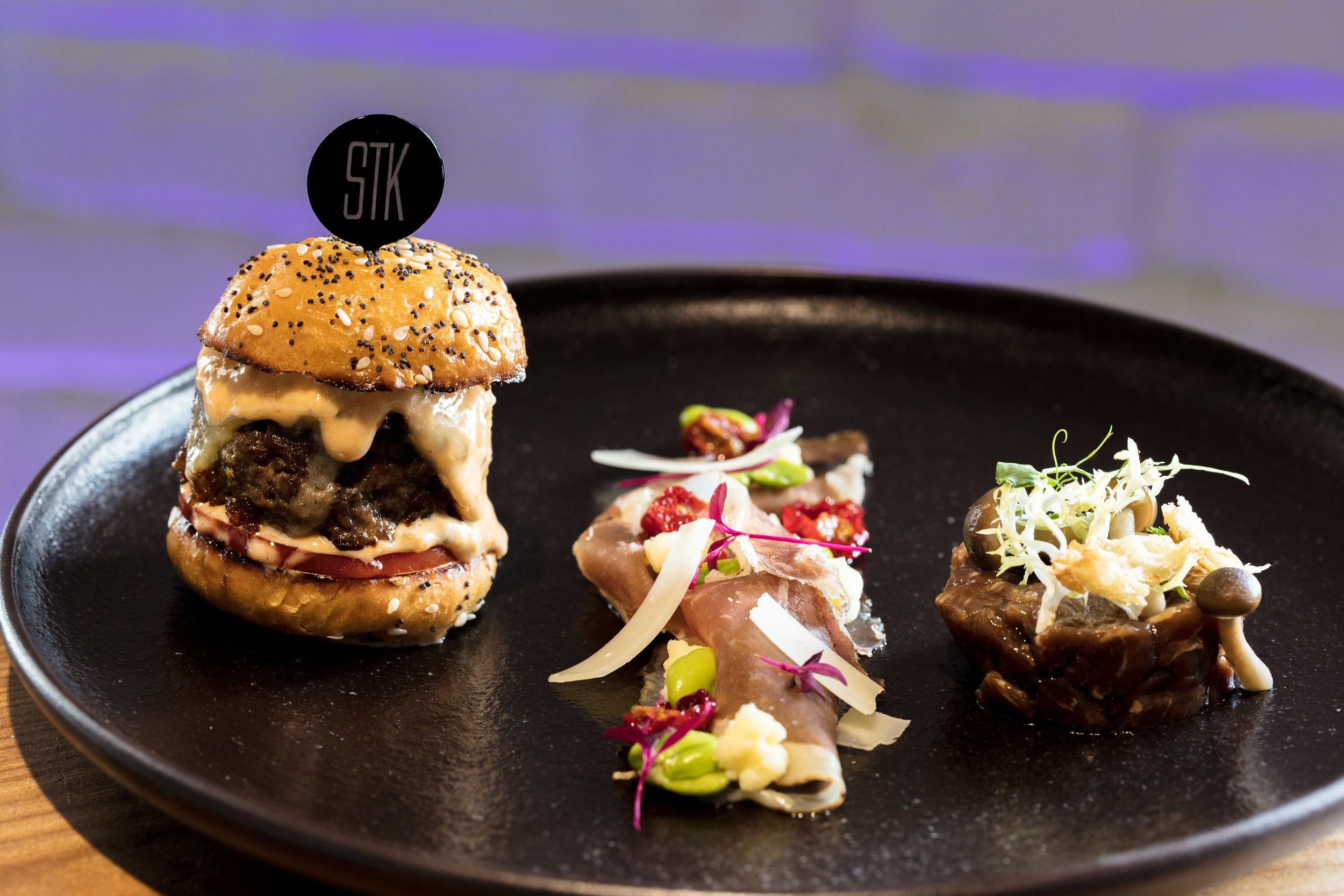 STK restaurant review london
