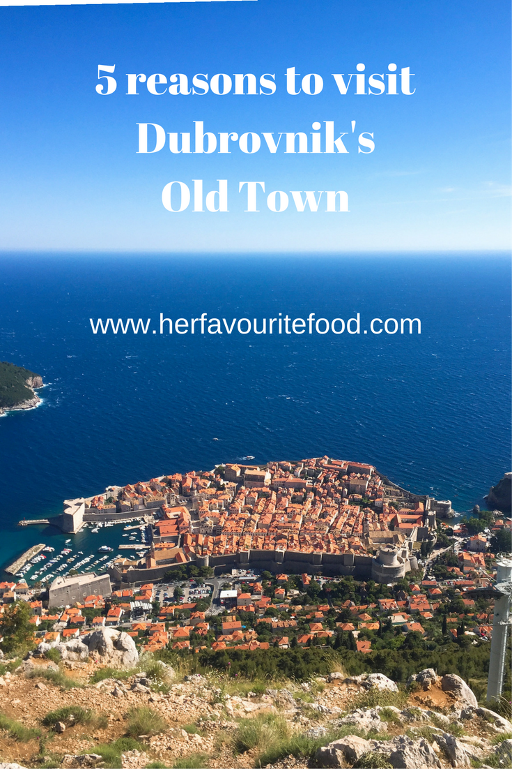5 things to do in Dubrovnik. Croatia