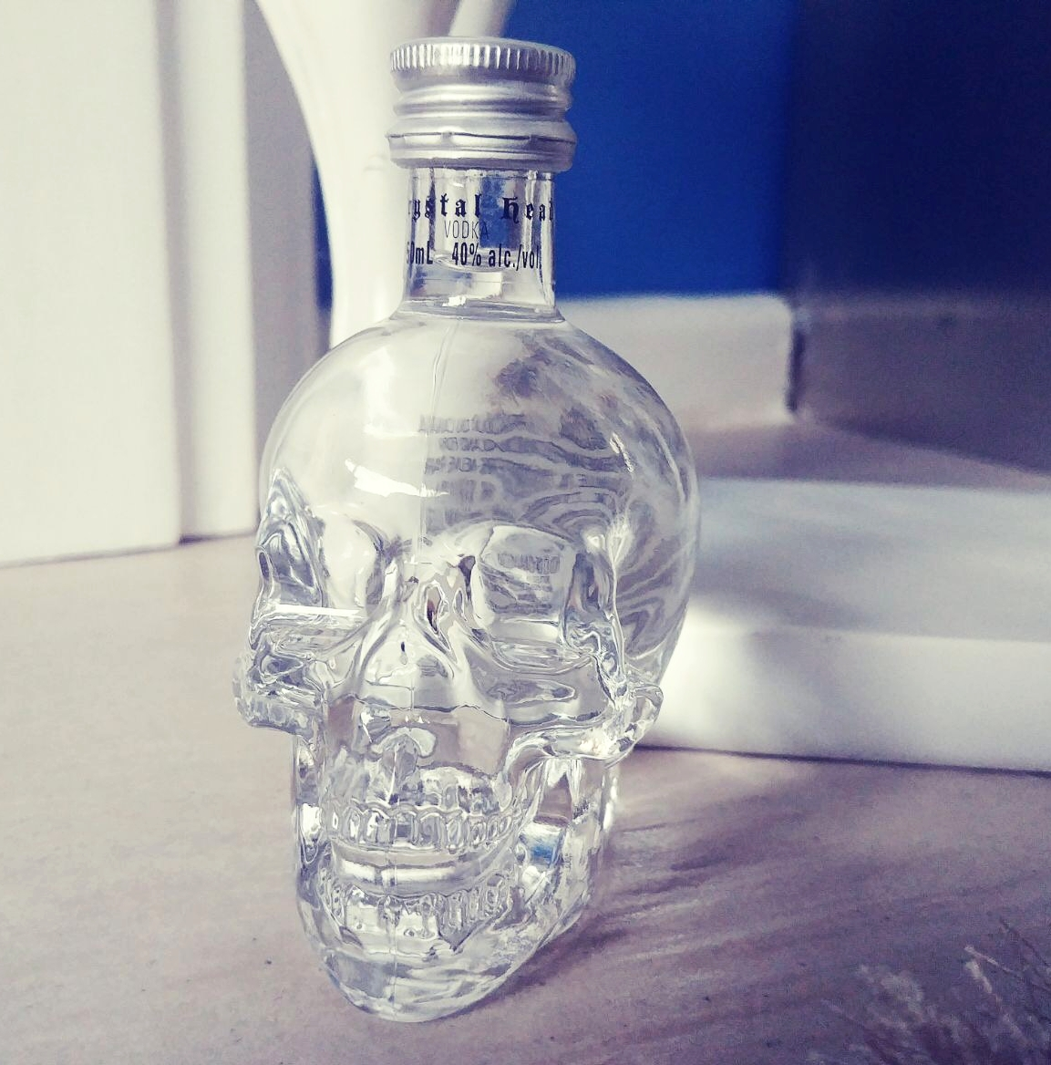 Crystal head vodka halloween drinks