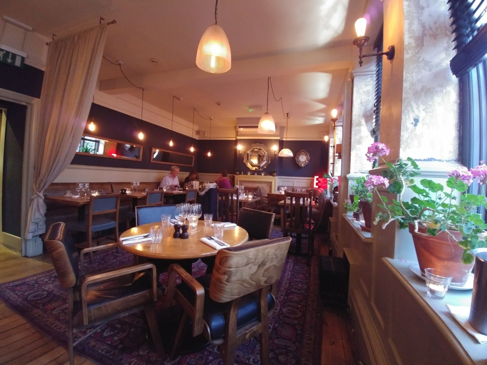 Edwins Borough restaurant review