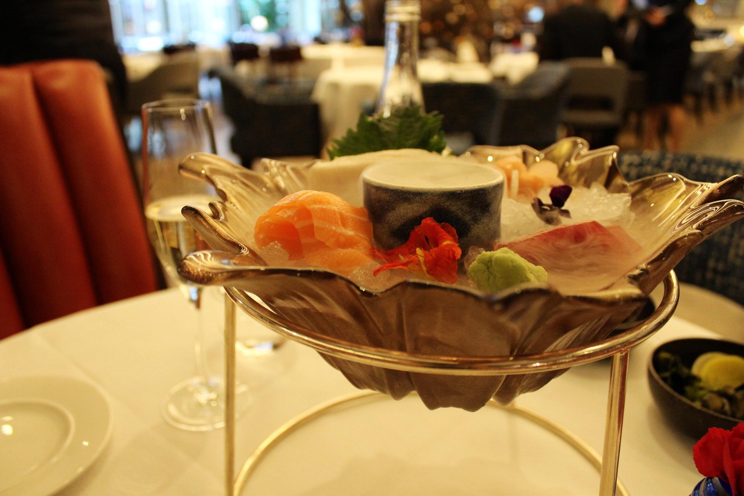The Devonshire Club Sushi Brunch