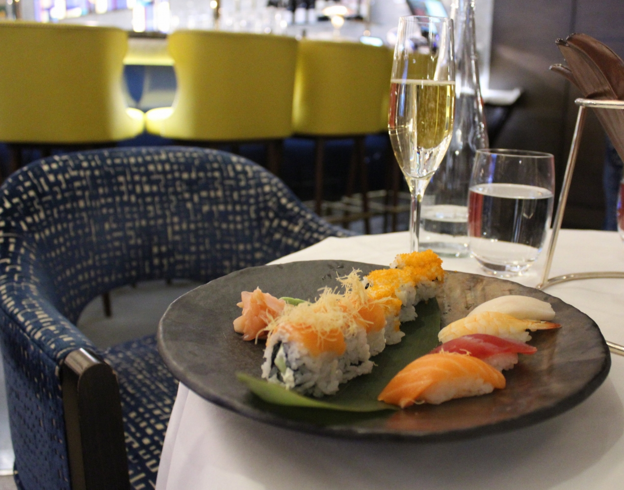 Sushi in the City Brunch
