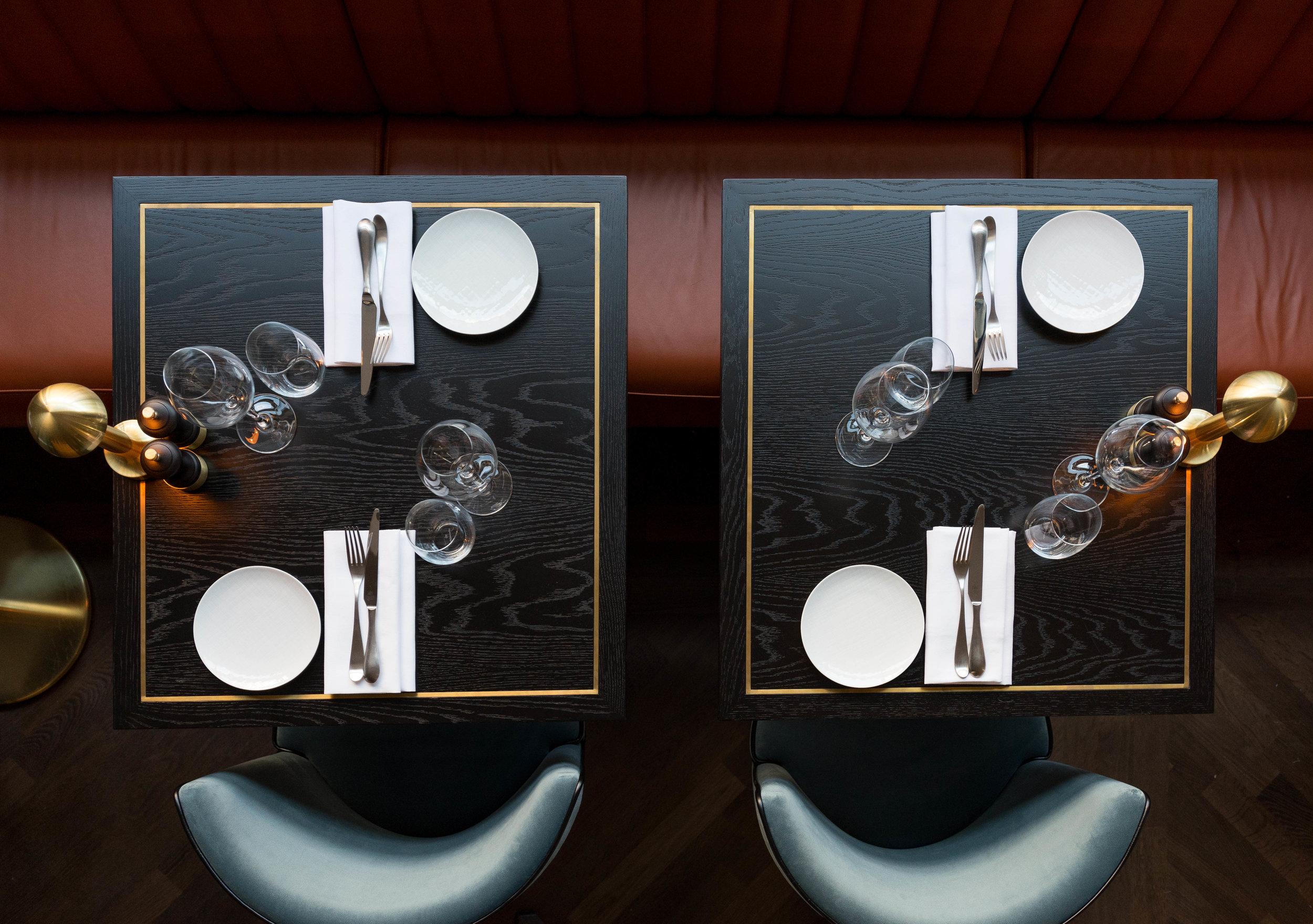 Trafalgar Dining Rooms review