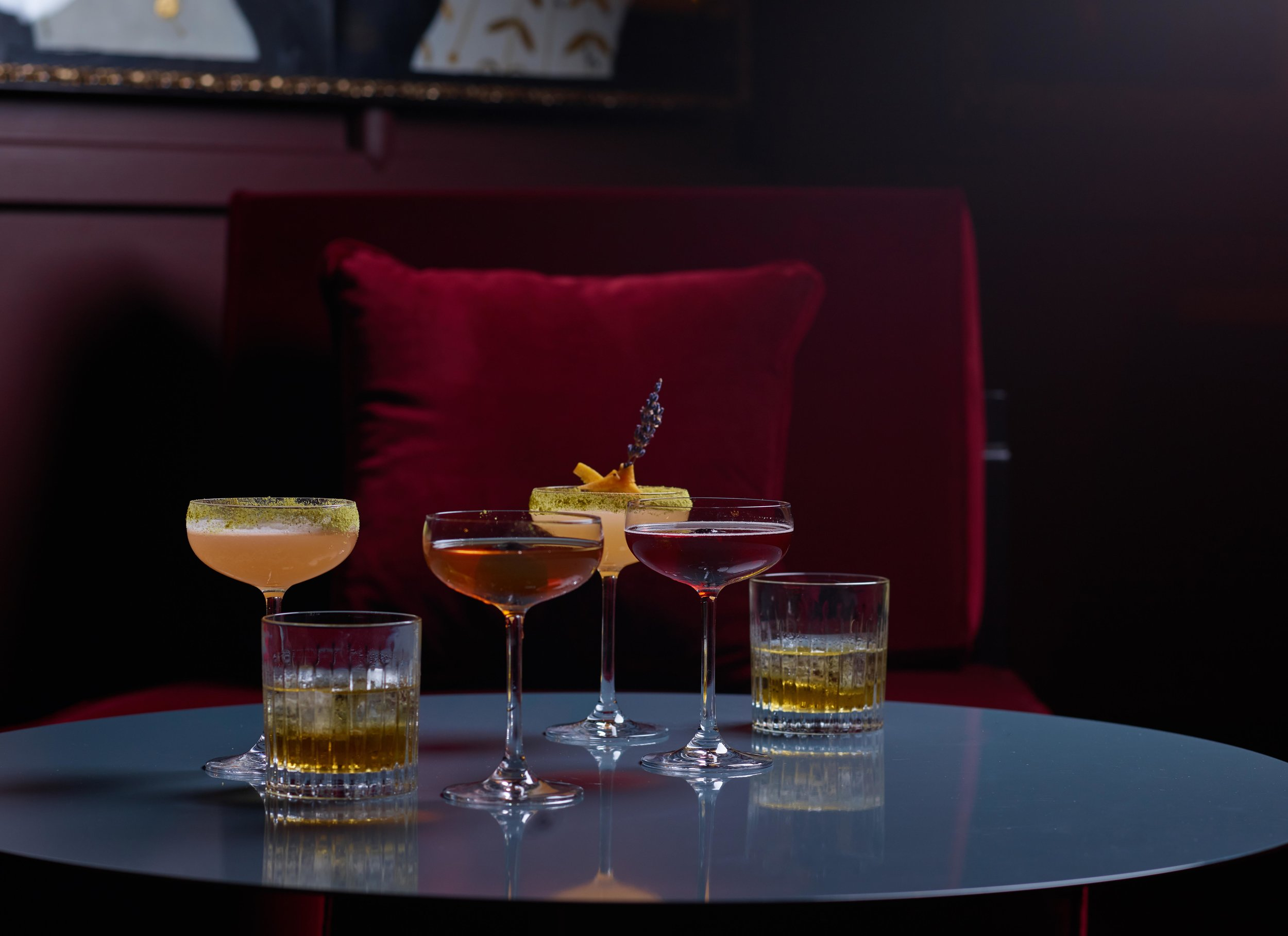 Trafalgar Dining Rooms bar review