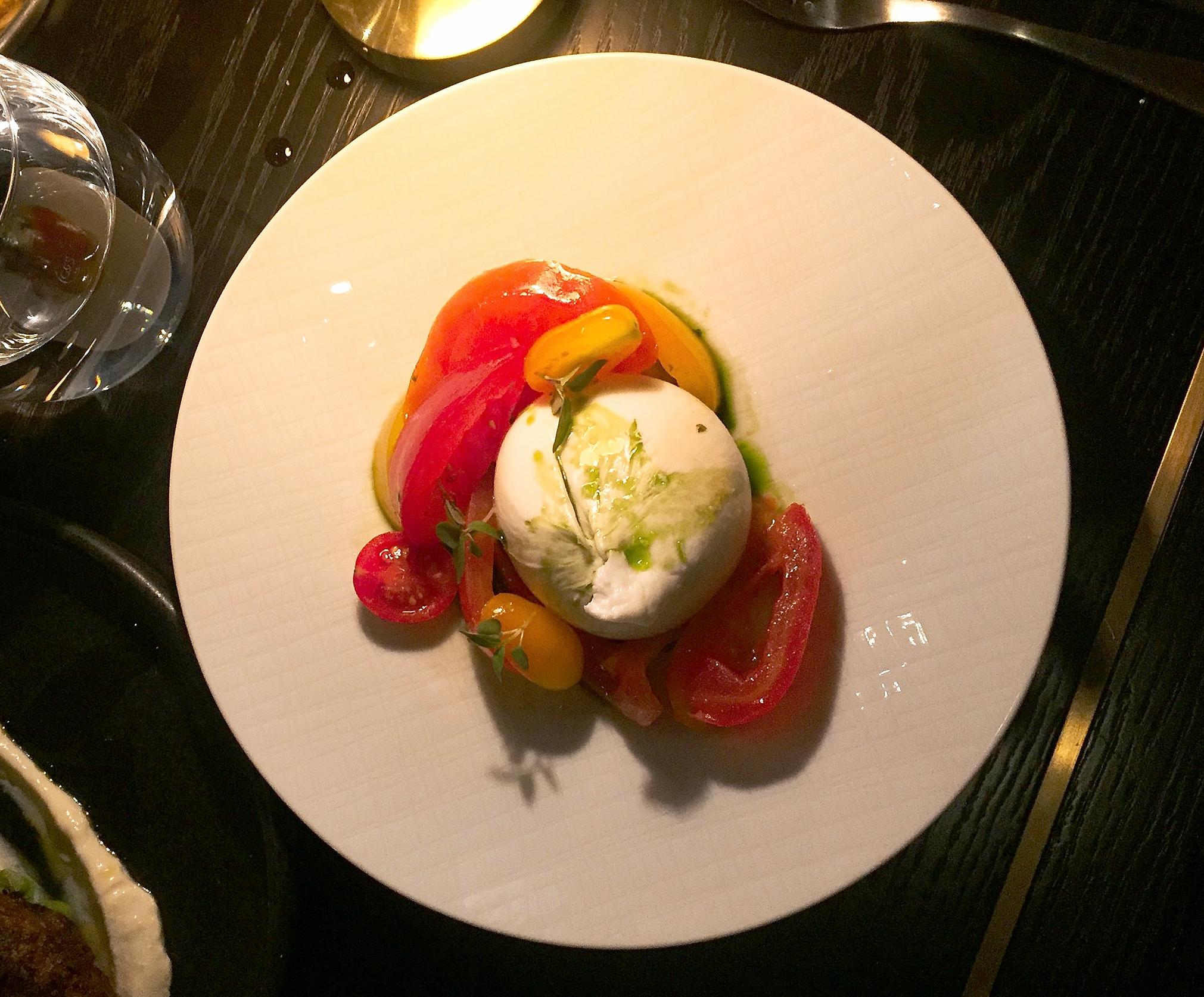 Trafalgar Dining Rooms restaurant review