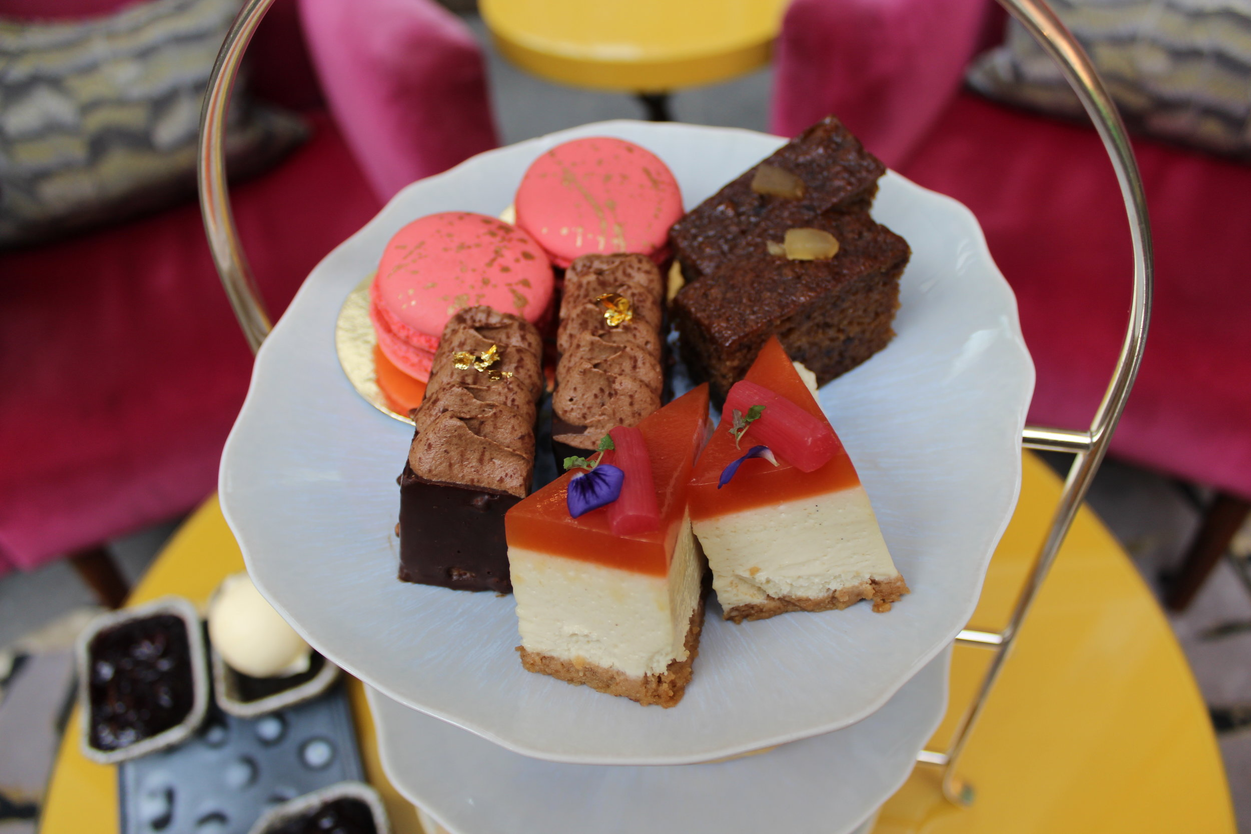 Celebrate Mother's Day with Devonshire club brunch