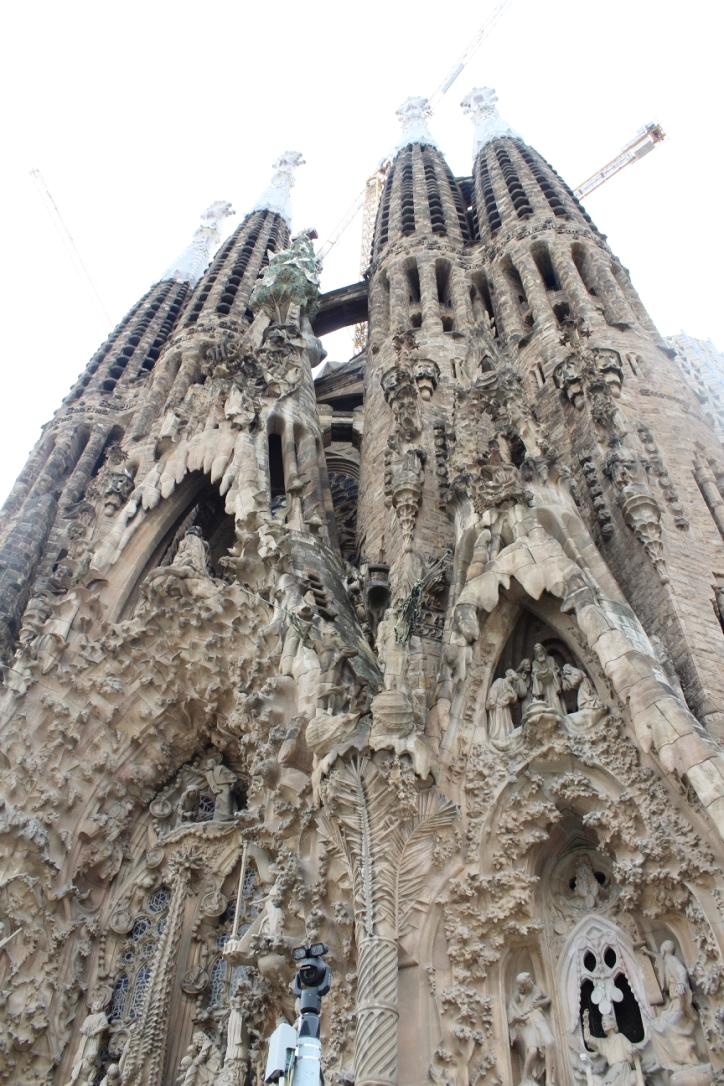 Sagrada Familia Travel guide