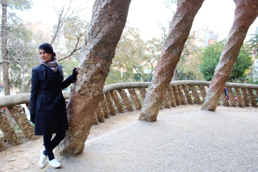 Park Guell Barcelona city travel guide