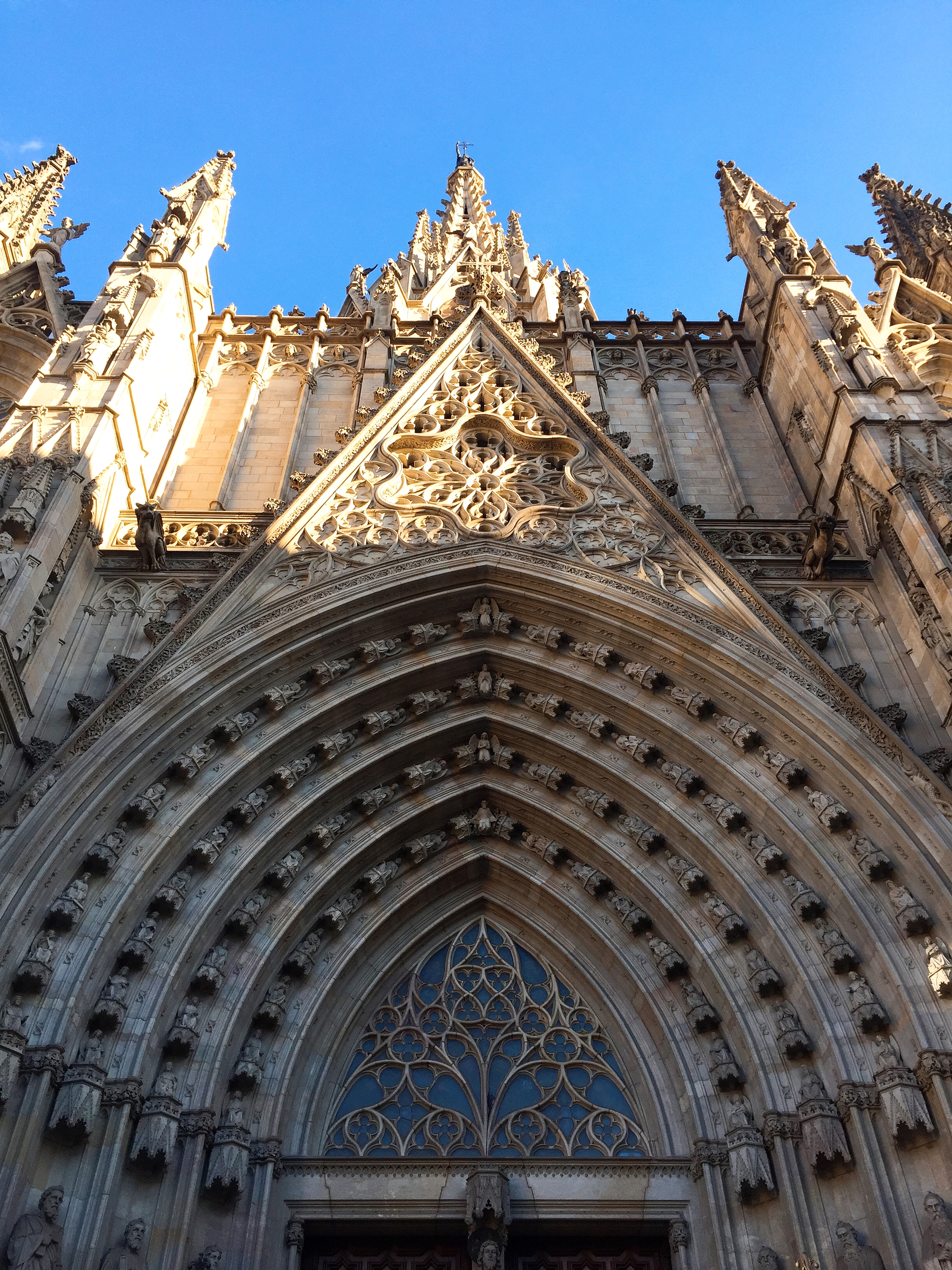 Barcelona Catedral - travel guide