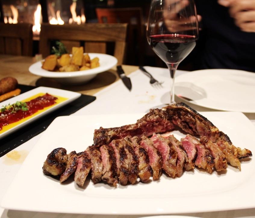Restaurant 1881 Sagardi review on HerFavFood