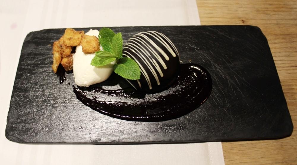 Restaurant 1881 Sagardi review