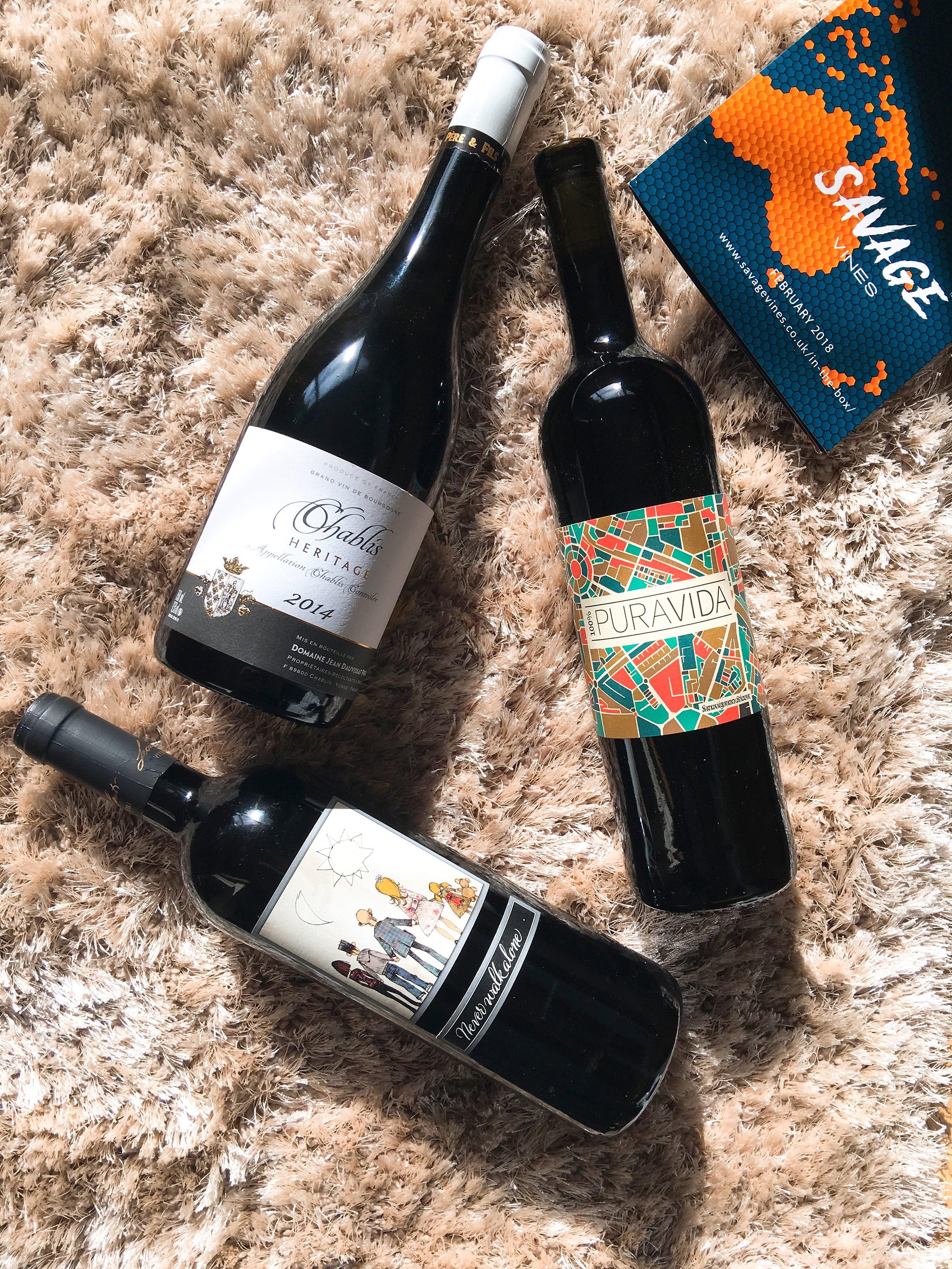 Savage wines review