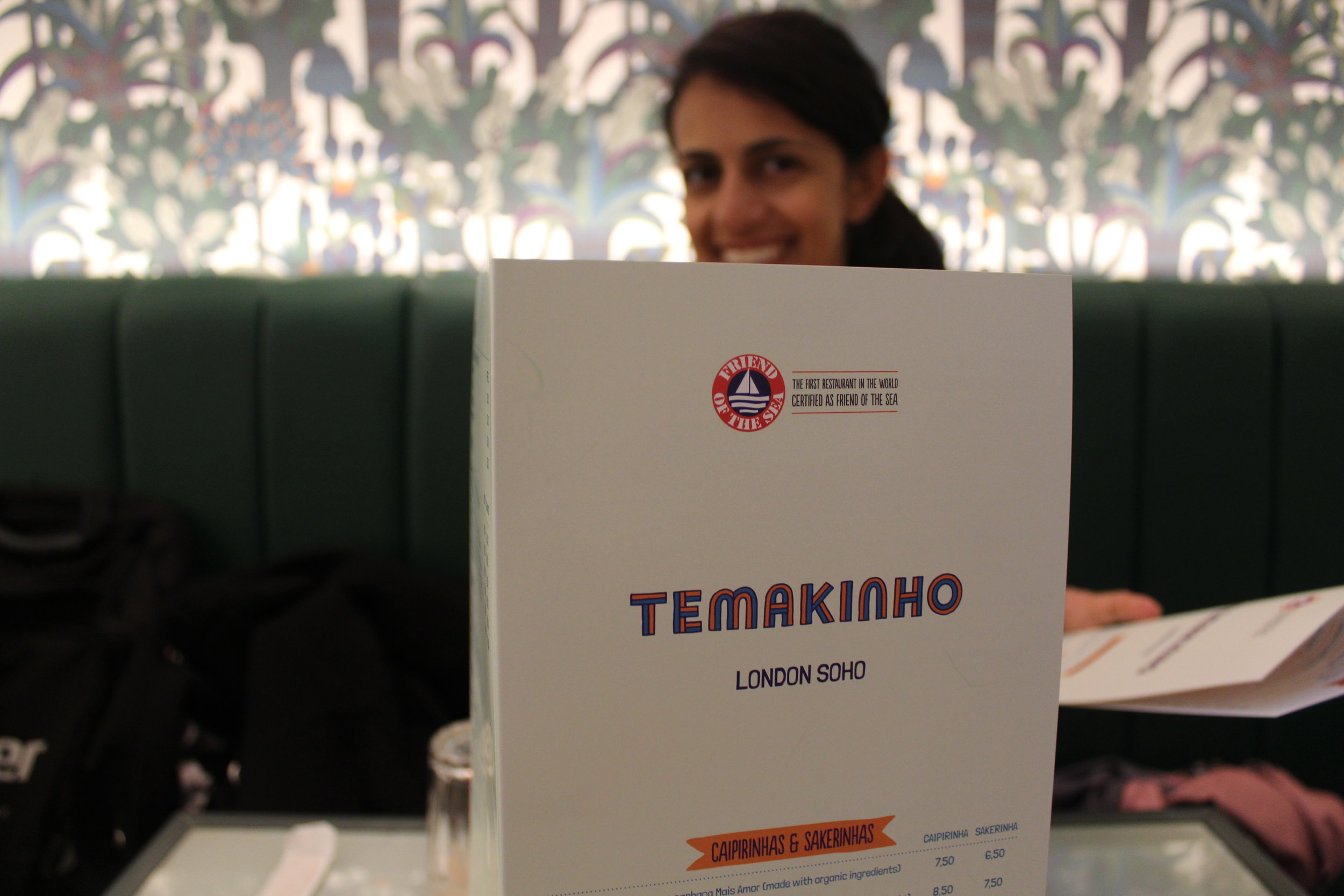 Temikinho Soho restaurant review on Her Favourite Food