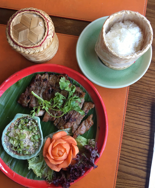 Tawana Thai restaurant in London review
