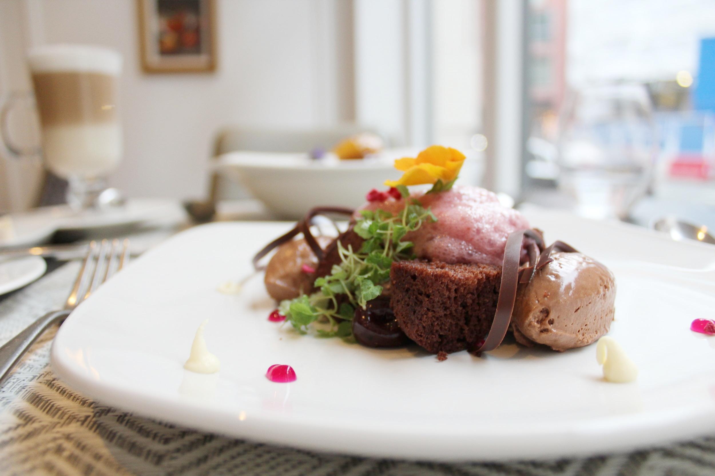 Bistro St James Court Hotel restaurant review