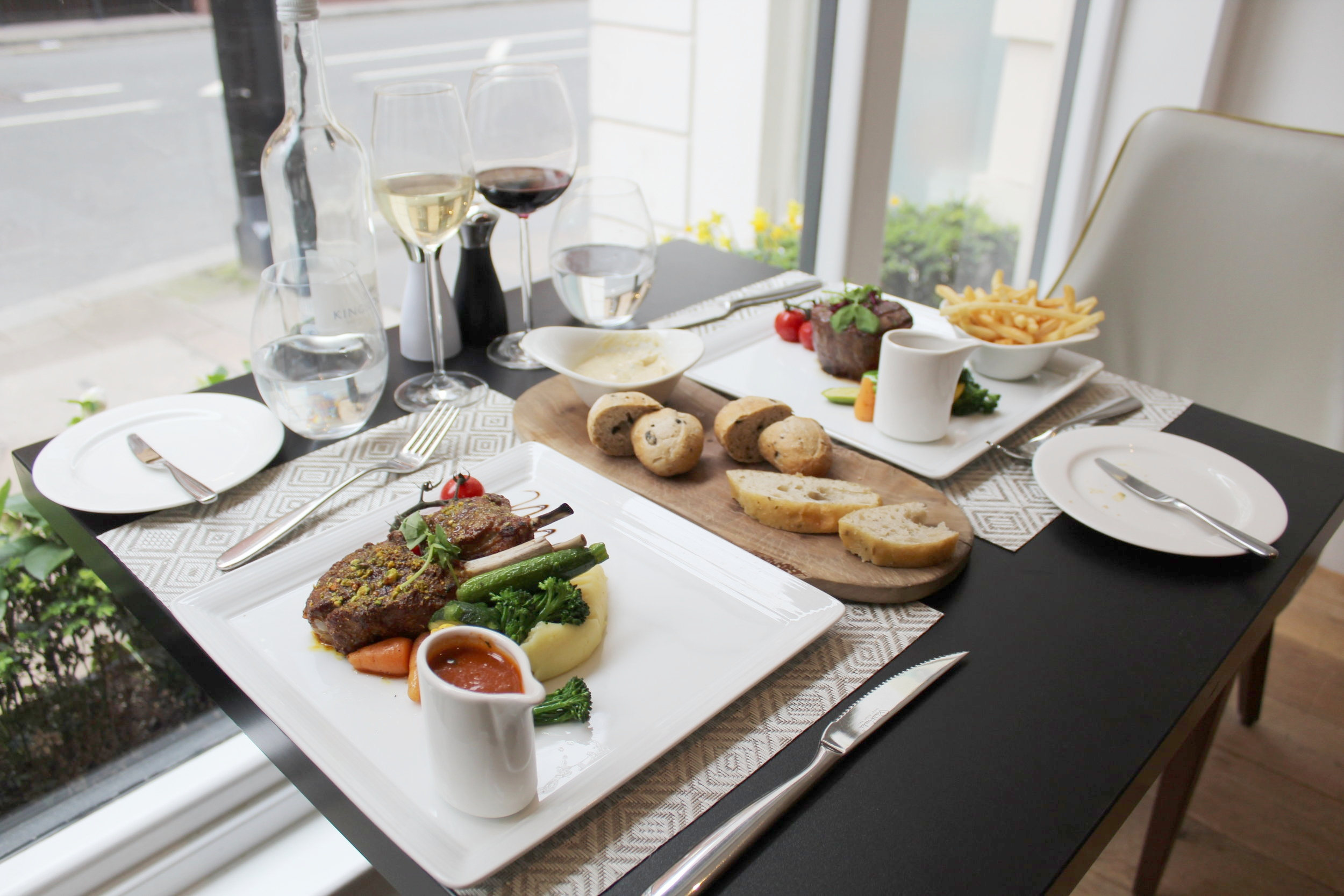 St James Court Hotel London review
