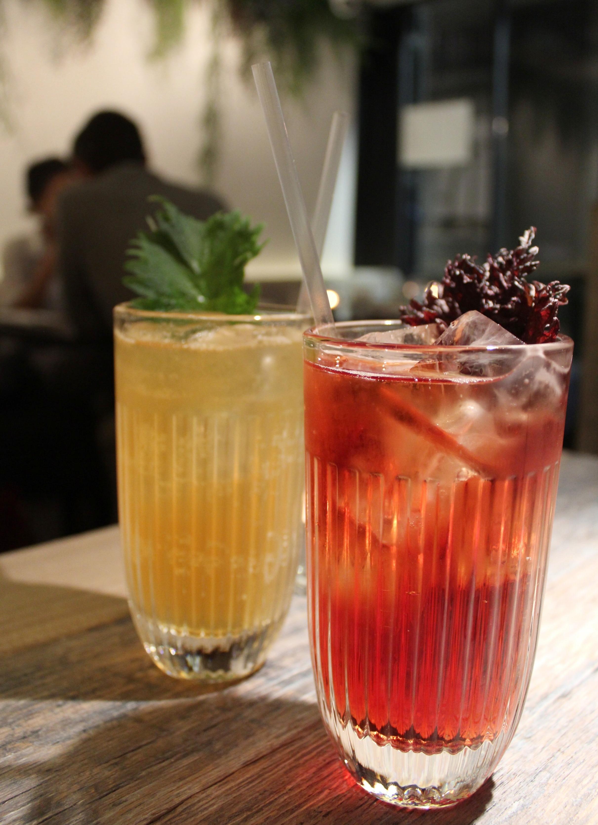 L'ami Malo review London cocktails