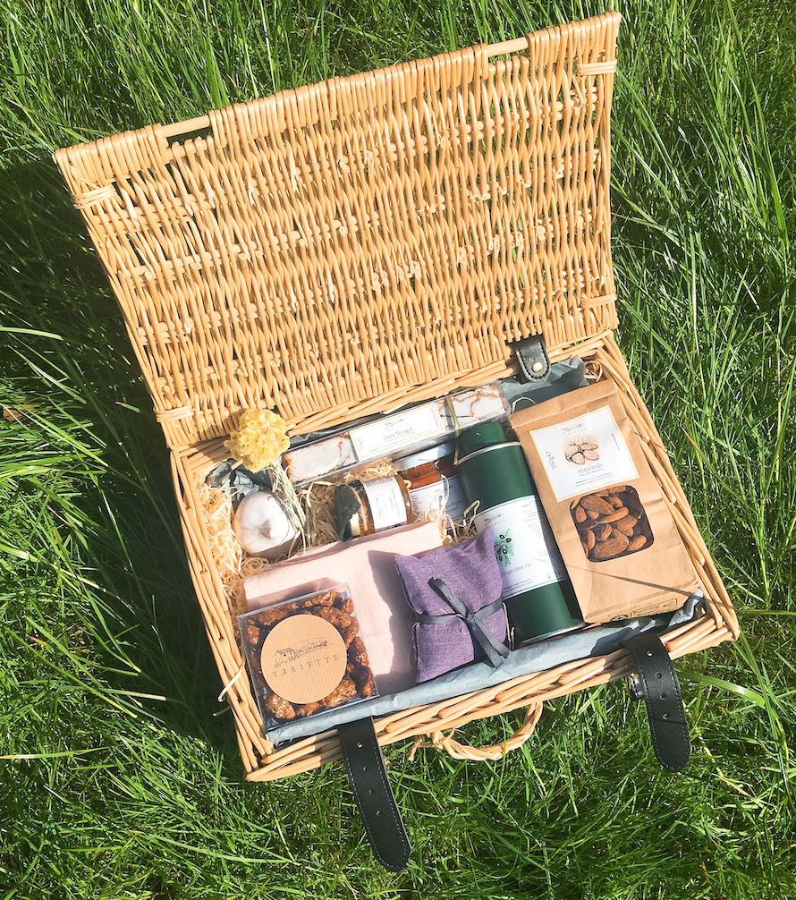 Tariette hamper review from Provence