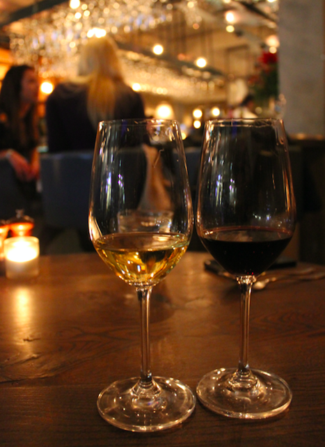 28°-50° Maddox Street wine bar restaurant review