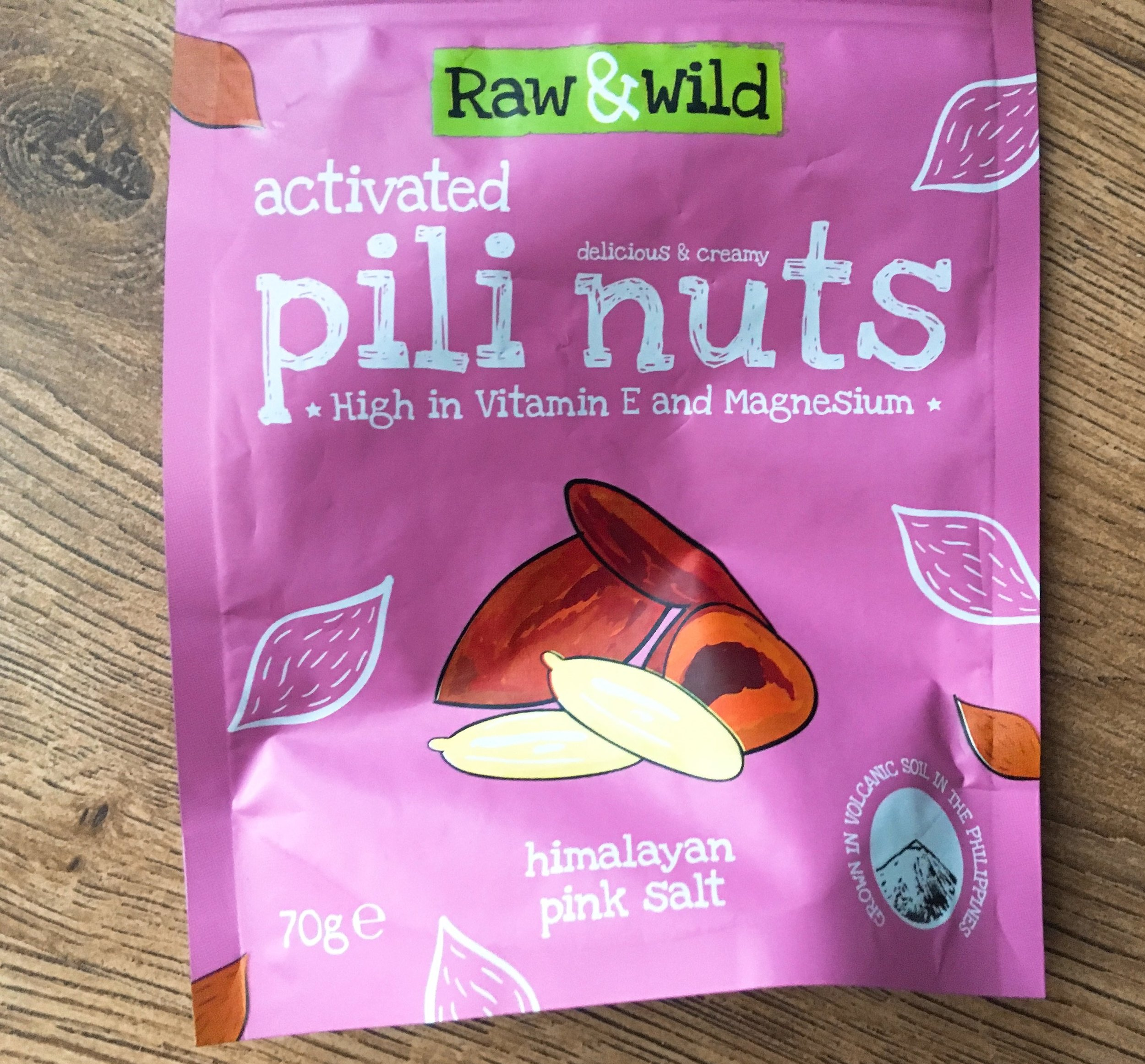 pili nuts healthy review