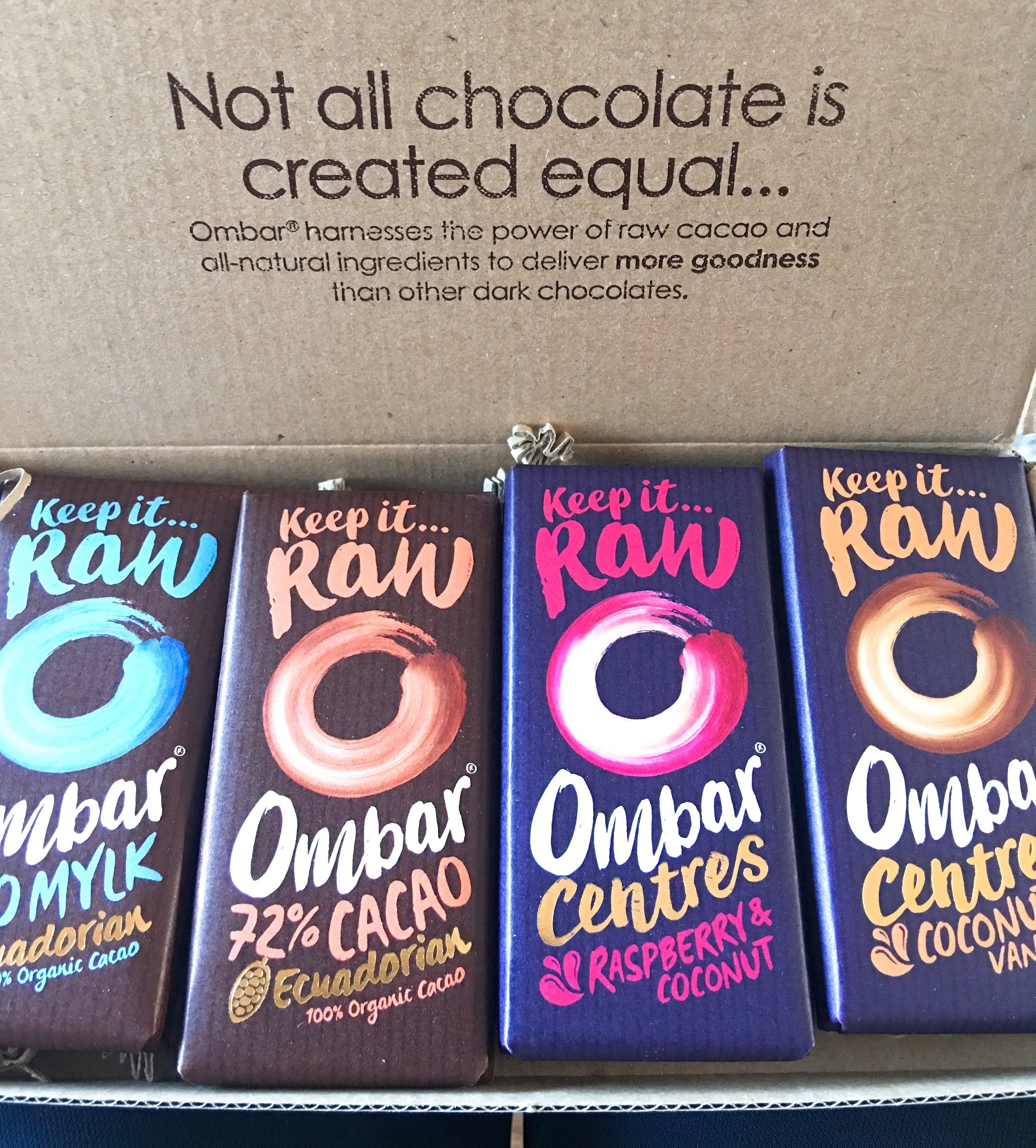 raw chocolate review
