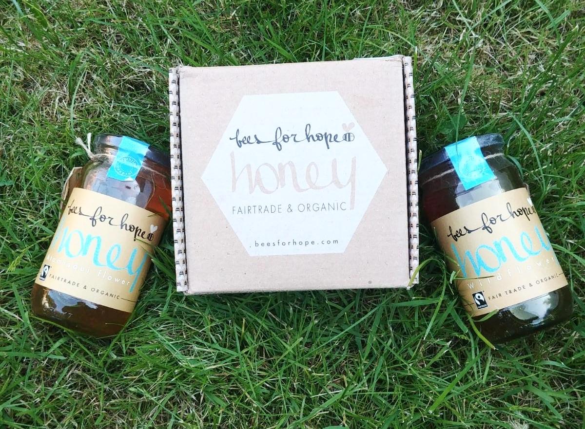 organic honey for summer